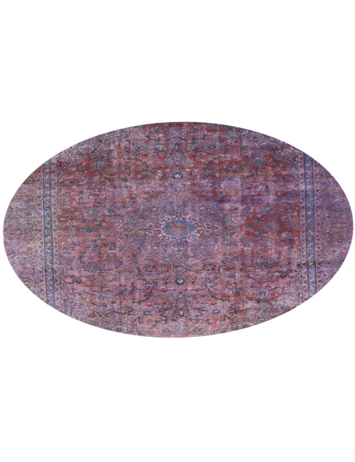 Tappeto Vintage  viola <br/>250 x 250 cm