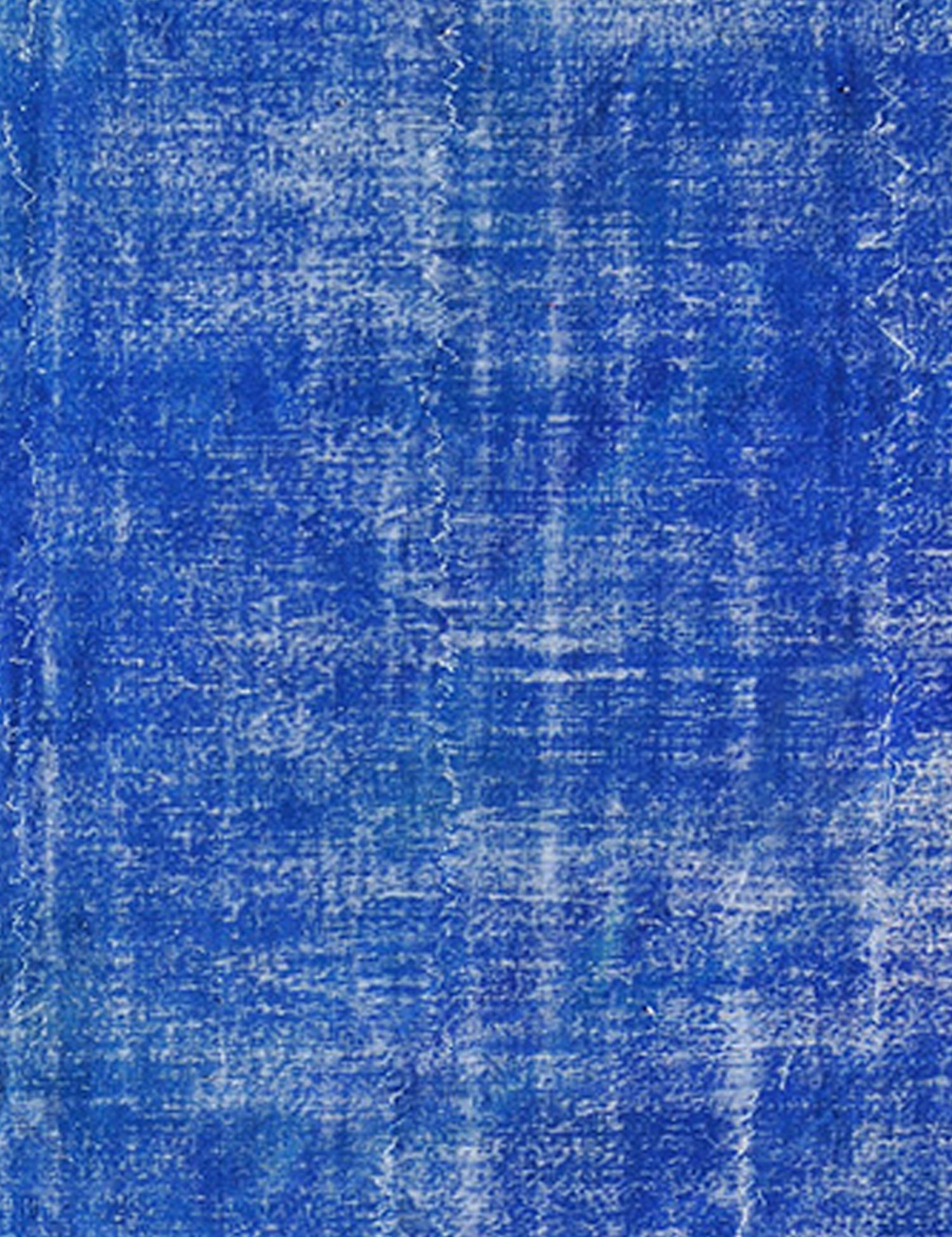 Tappeto Vintage  blu <br/>256 x 256 cm