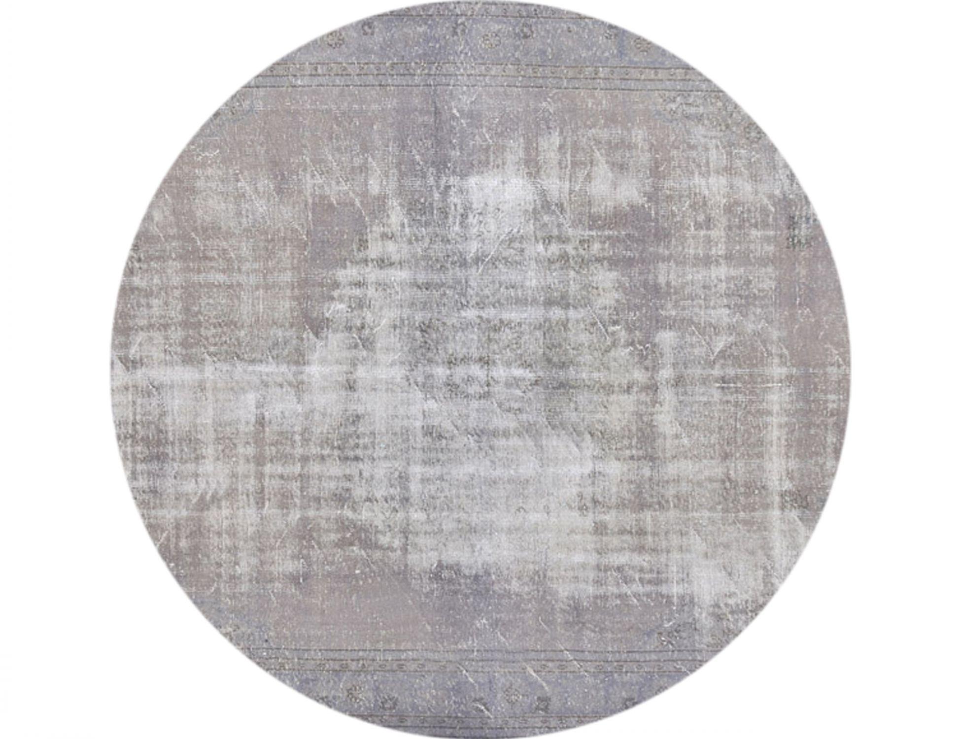 Tappeto Vintage  grigo <br/>265 x 265 cm
