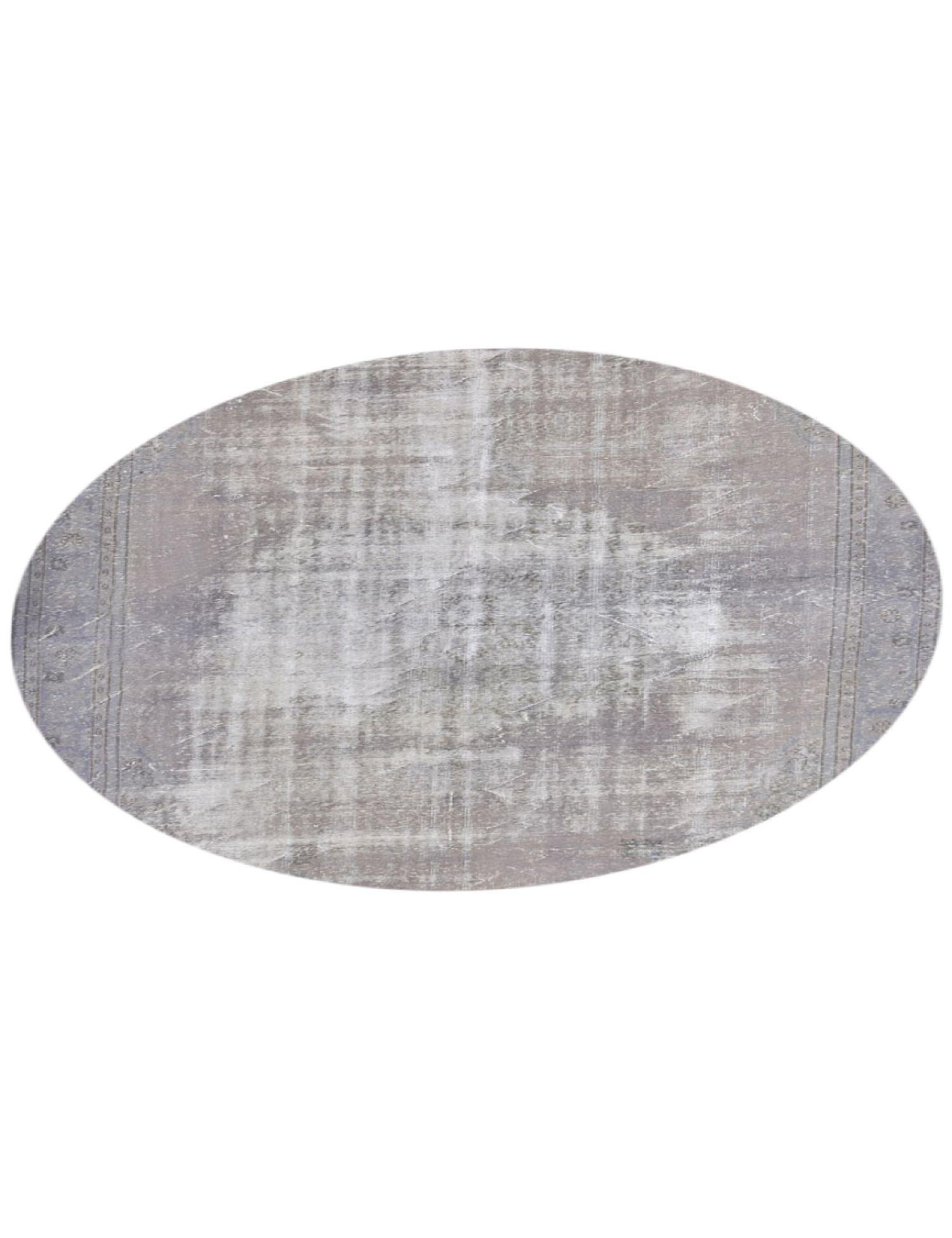 Tappeto Vintage  grigio <br/>265 x 265 cm