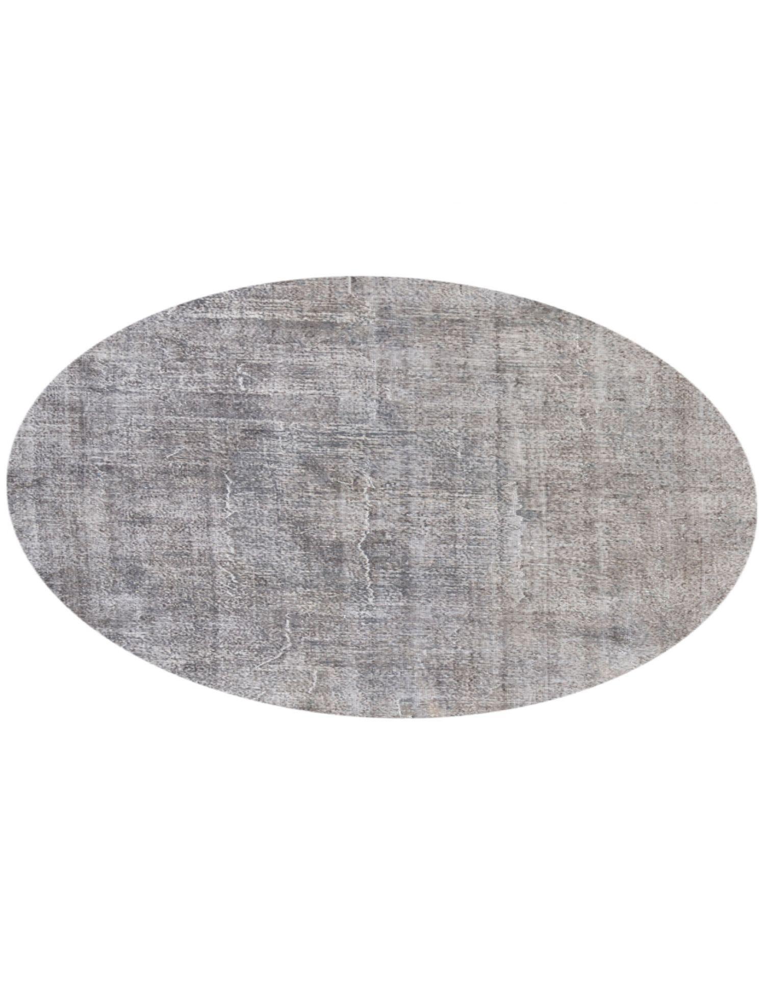 Tappeto Vintage  grigio <br/>260 x 260 cm