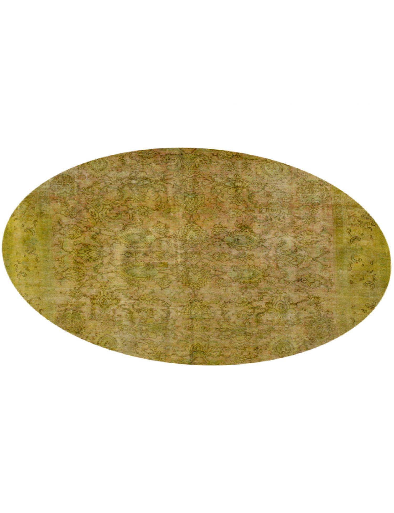 Tappeto Vintage  giallo <br/>295 x 295 cm