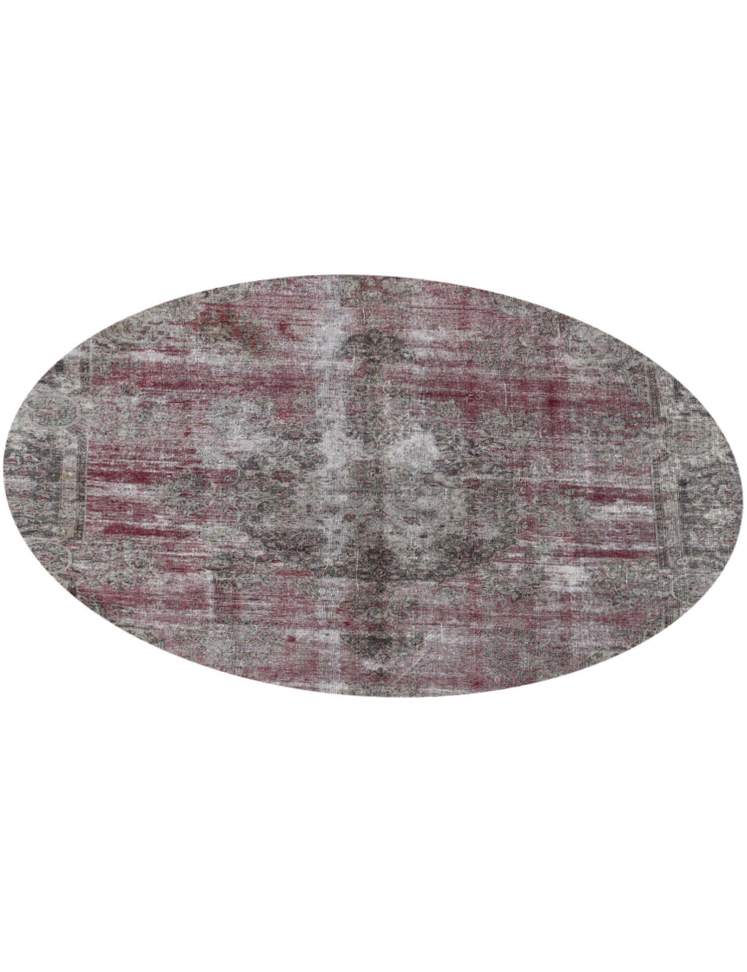 Tappeto Vintage  viola <br/>258 x 258 cm