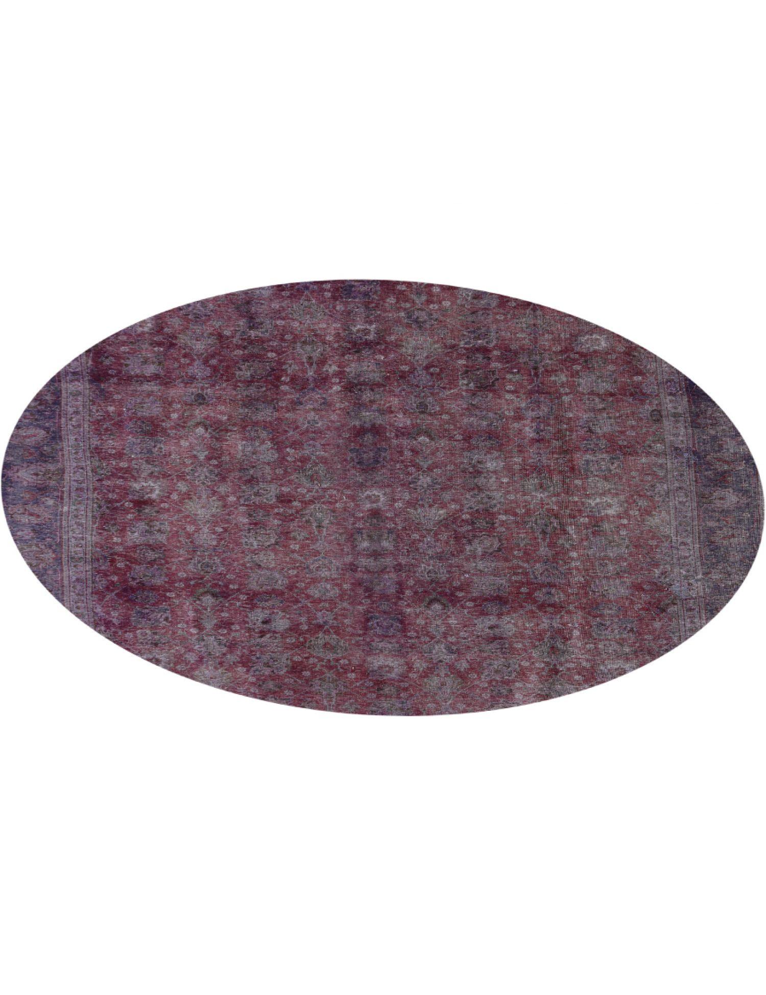 Tappeto Vintage  viola <br/>268 x 268 cm