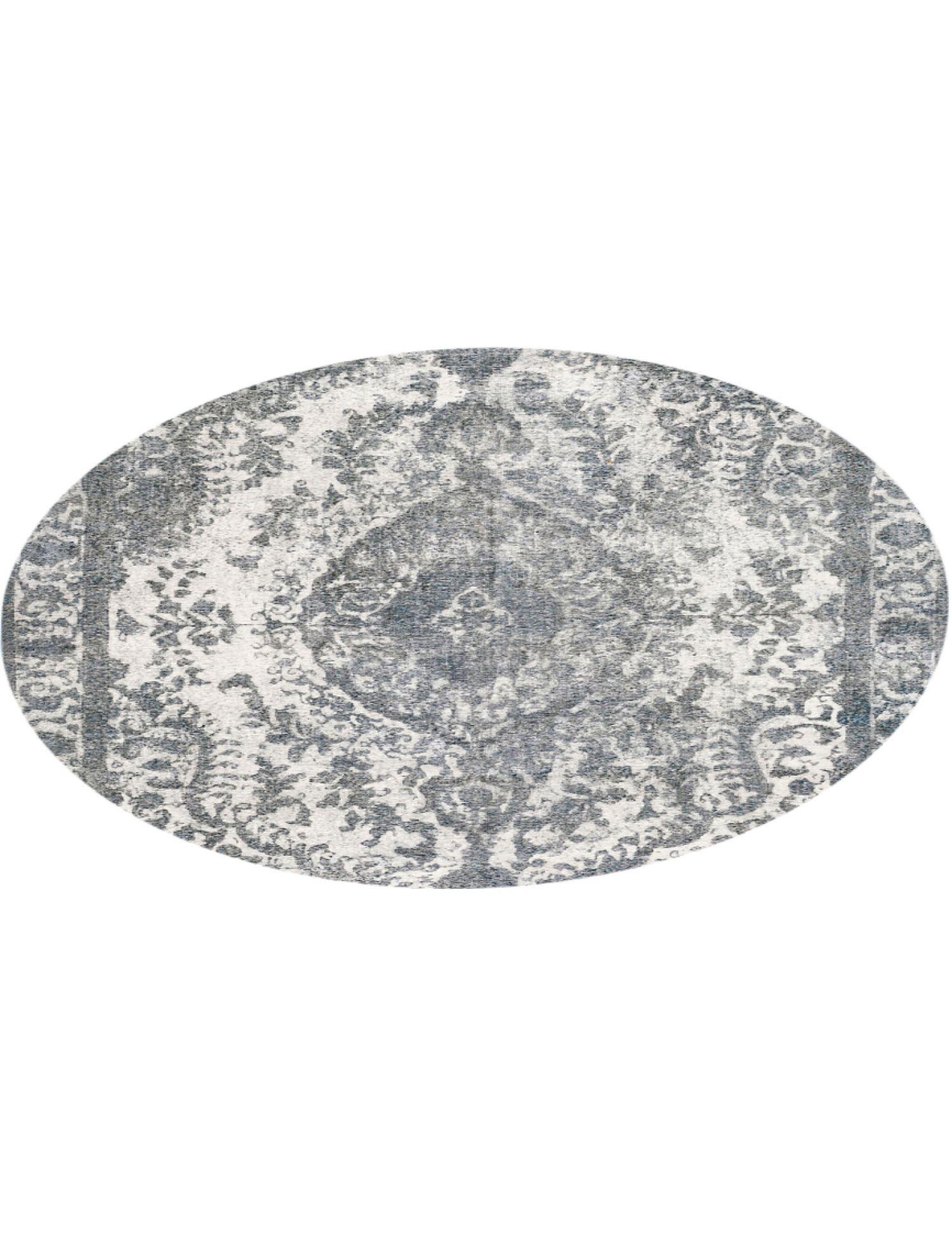 Tappeto Vintage  grigo <br/>292 x 292 cm