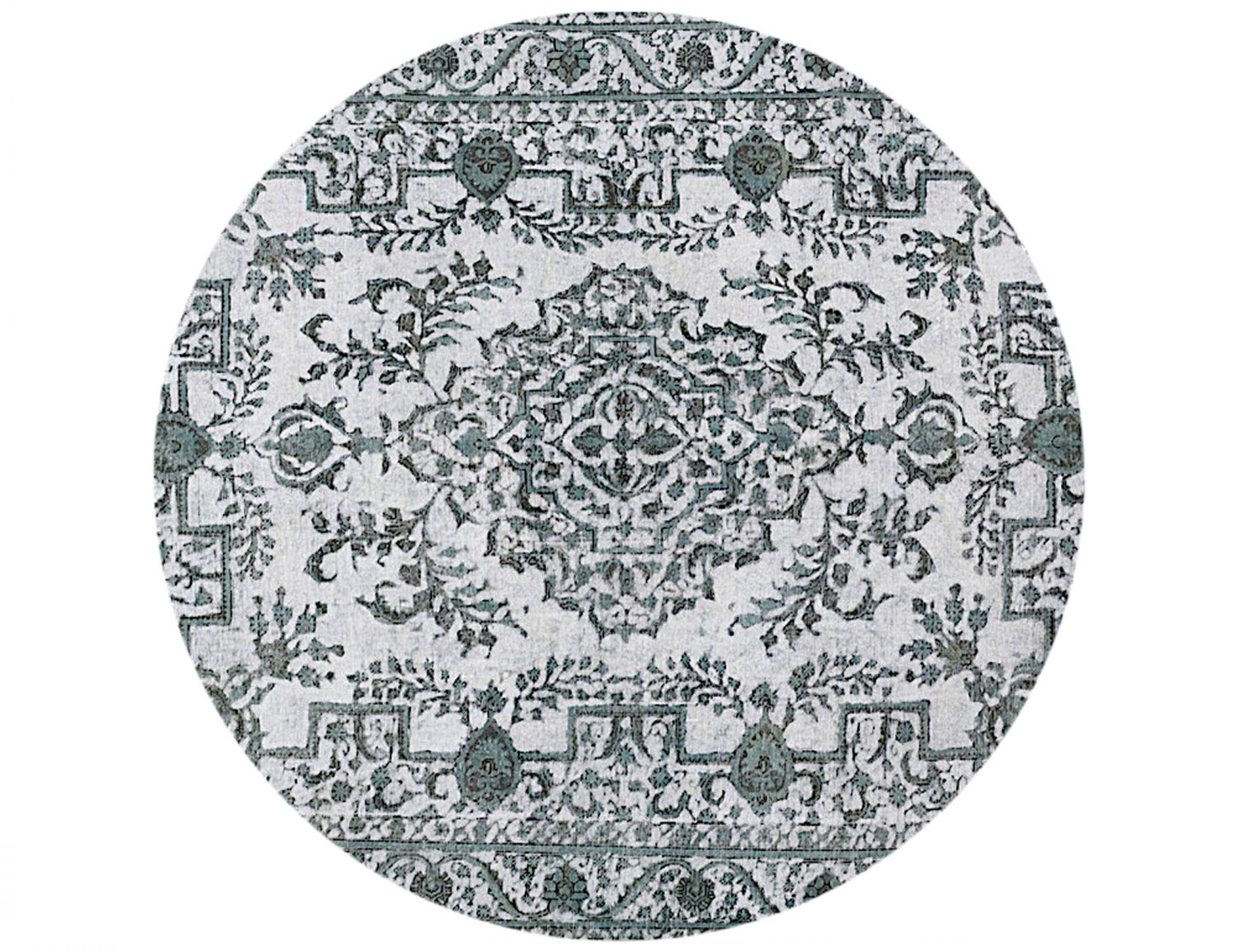 Tappeto Vintage  grigo <br/>289 x 289 cm