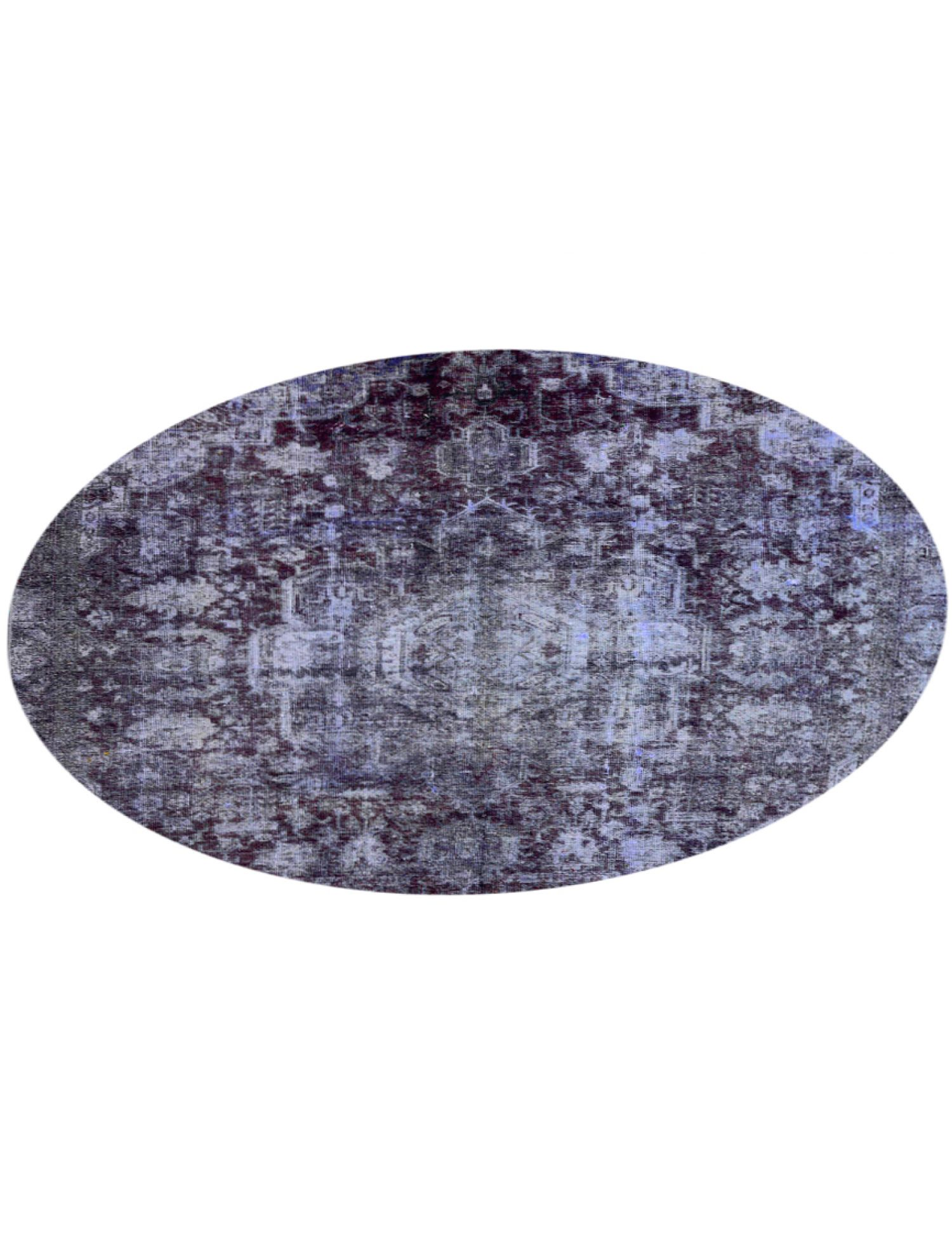 Tappeto Vintage  viola <br/>252 x 252 cm