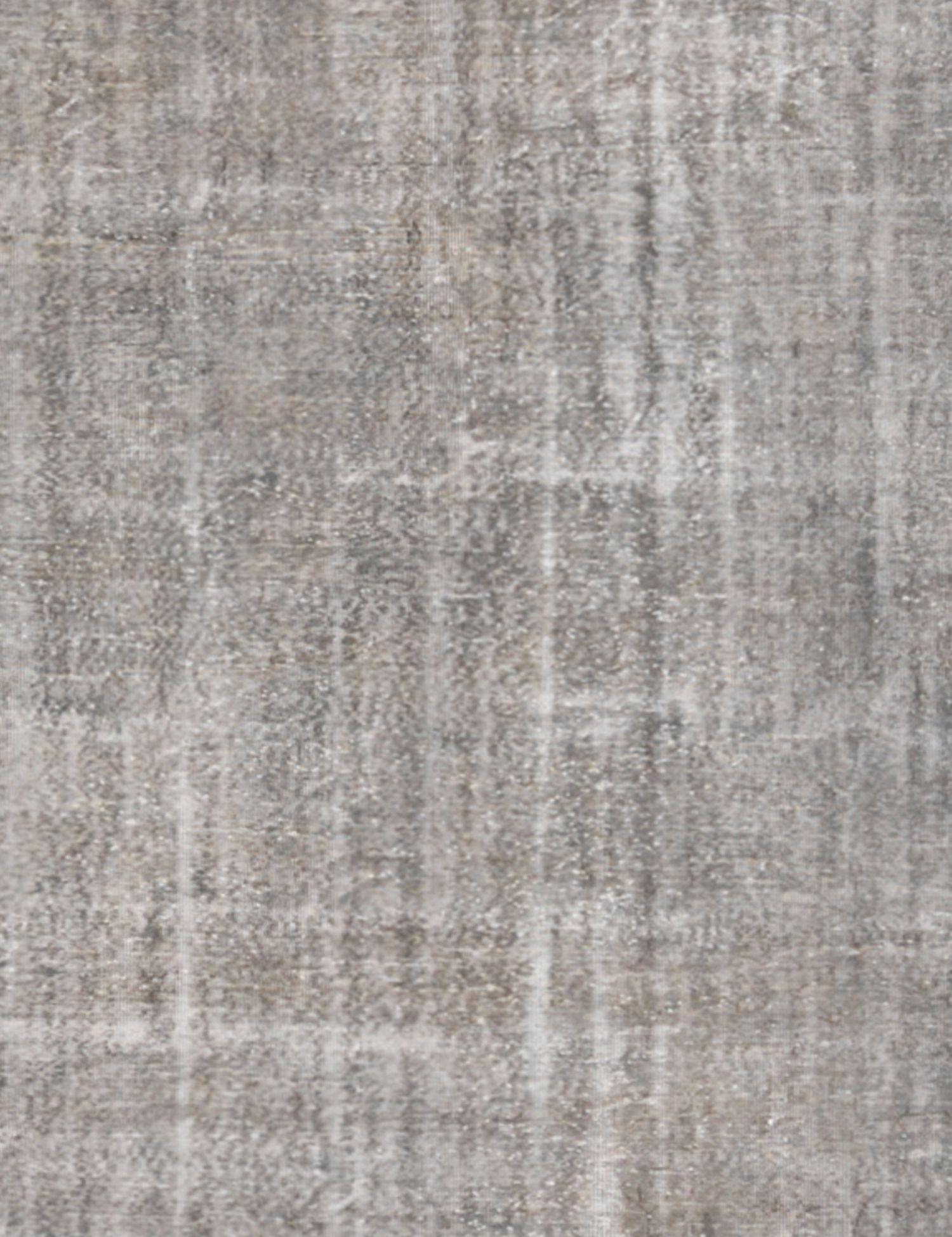 Vintage Teppich rund  grau <br/>265 x 265 cm