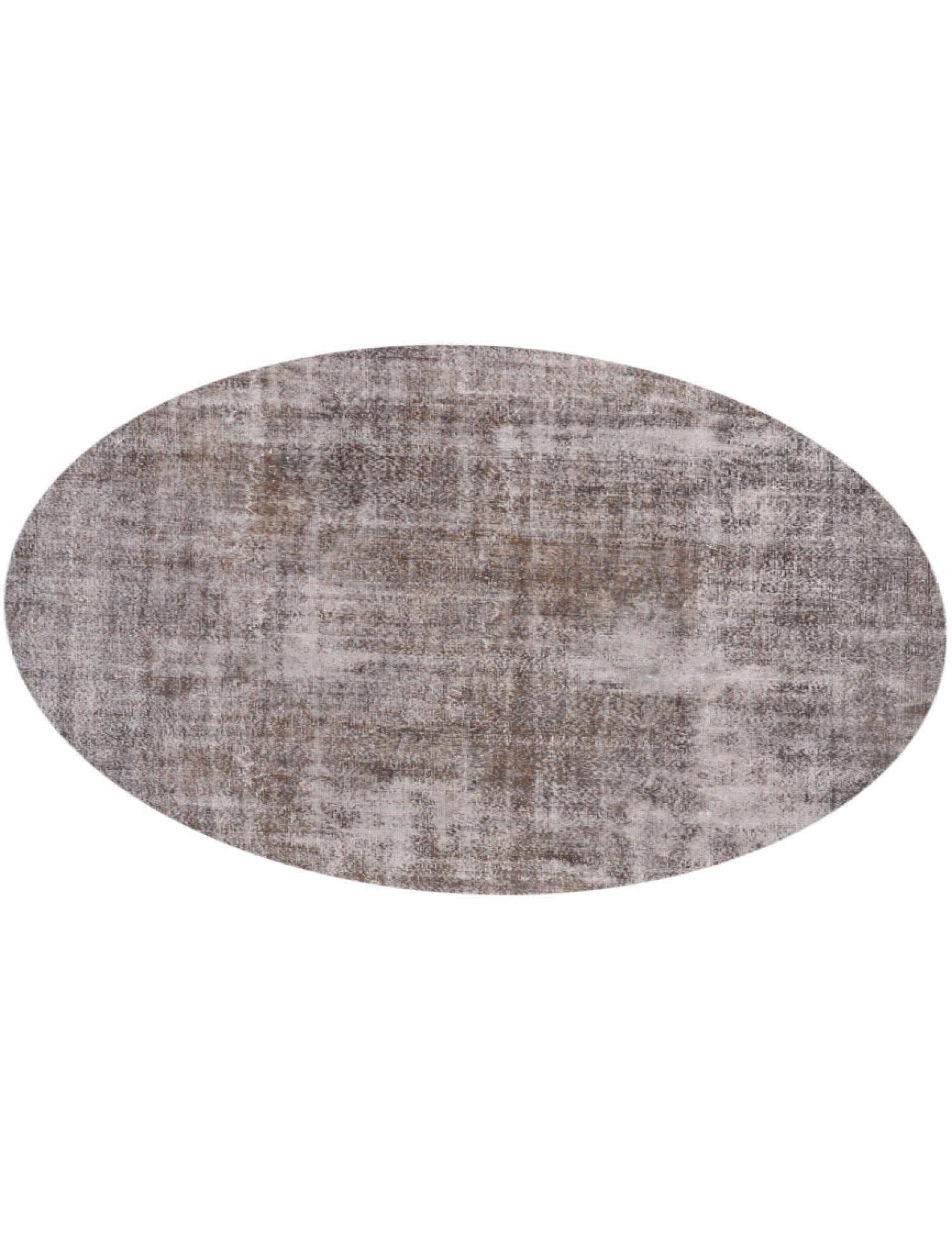 Tappeto Vintage  grigio <br/>242 x 242 cm