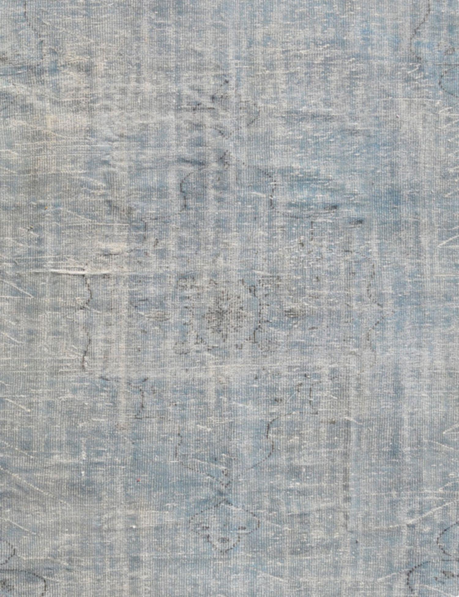 Tappeto Vintage  blu <br/>246 x 246 cm