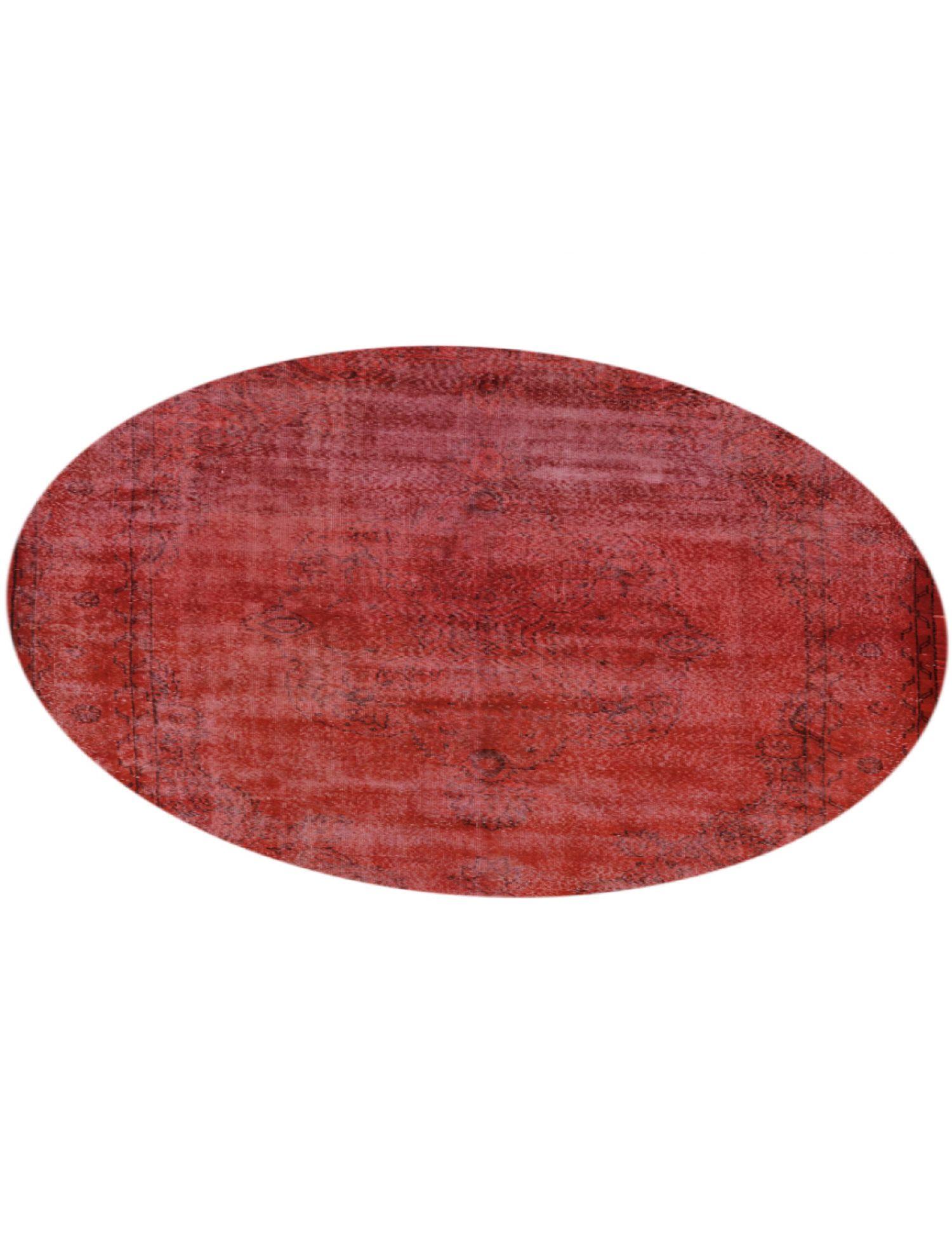 Tappeto Vintage  rosso <br/>234 x 234 cm