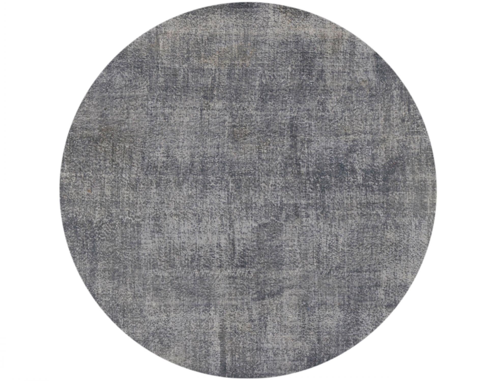 Tappeto Vintage  grigo <br/>237 x 237 cm