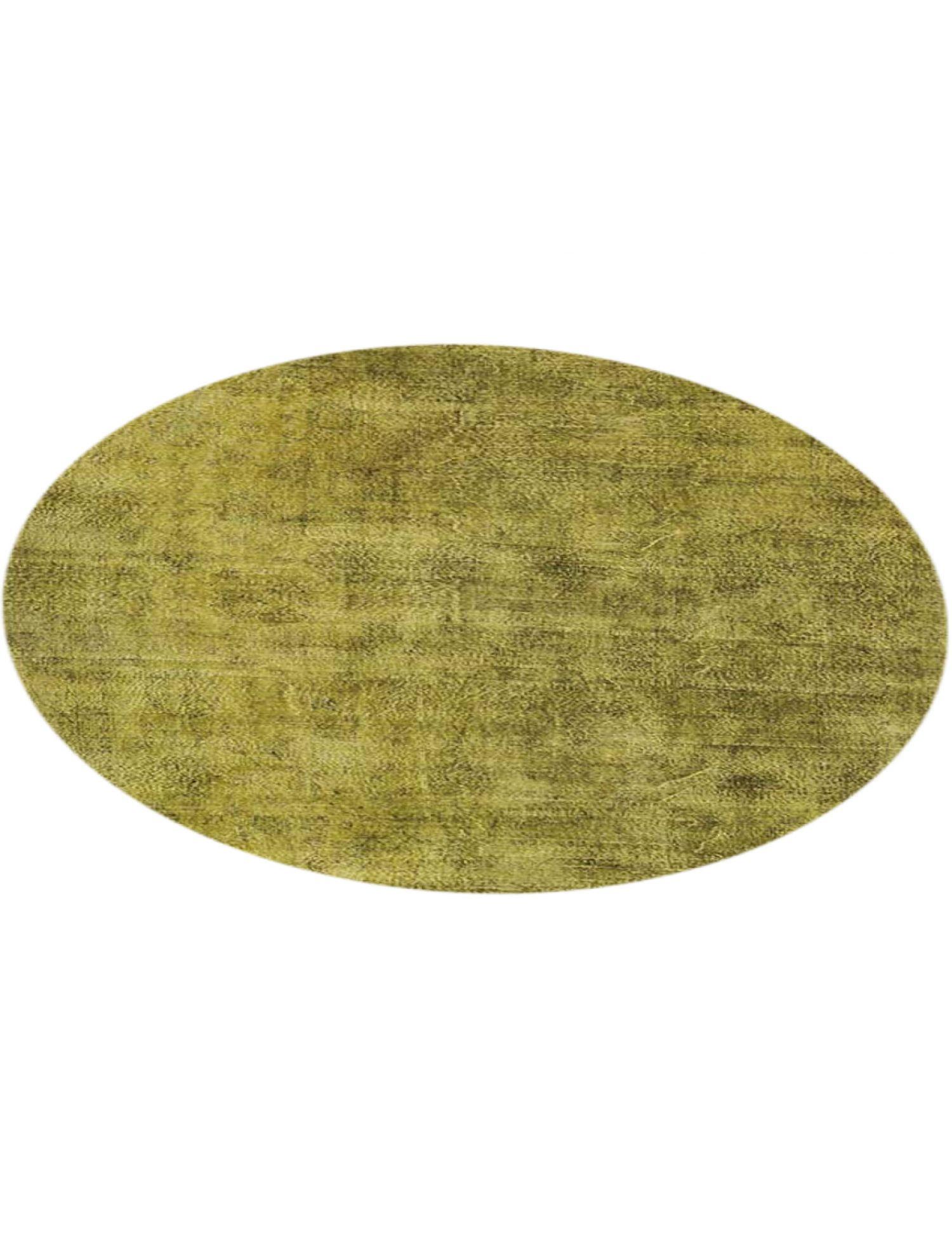 Tappeto Vintage  verde <br/>243 x 243 cm