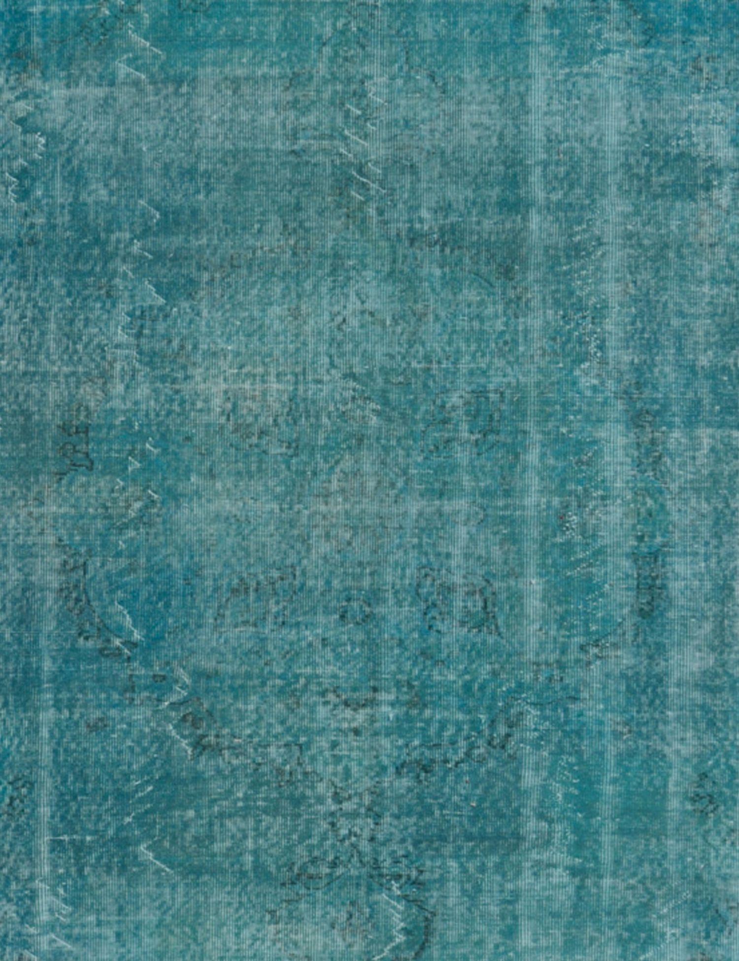 Tappeto Vintage  blu <br/>216 x 216 cm