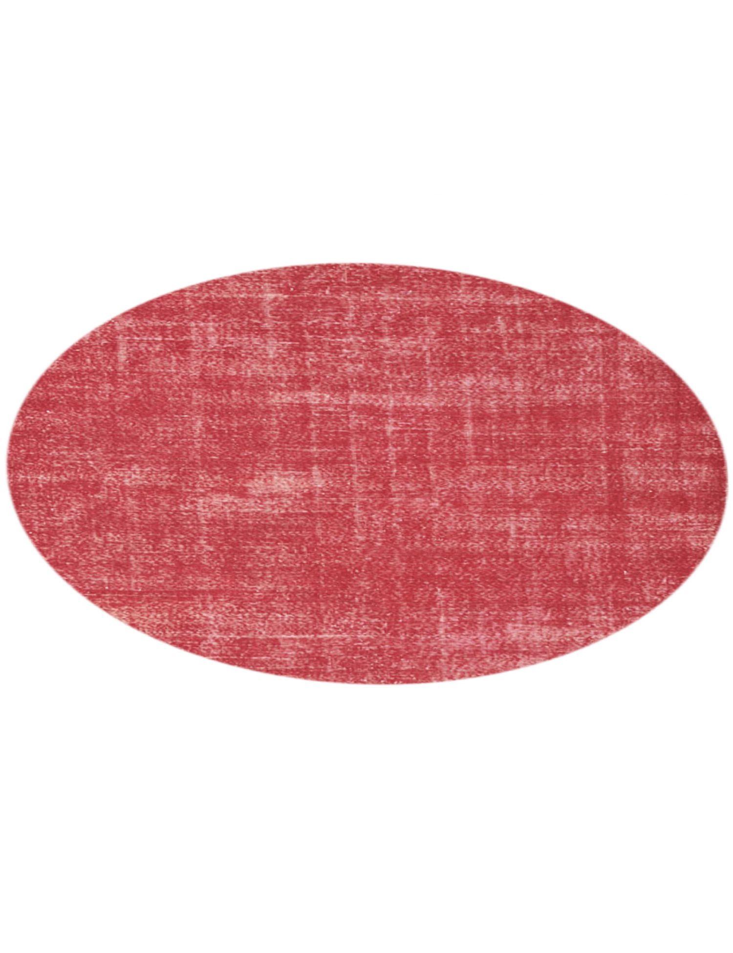 Tappeto Vintage  rosso <br/>217 x 217 cm