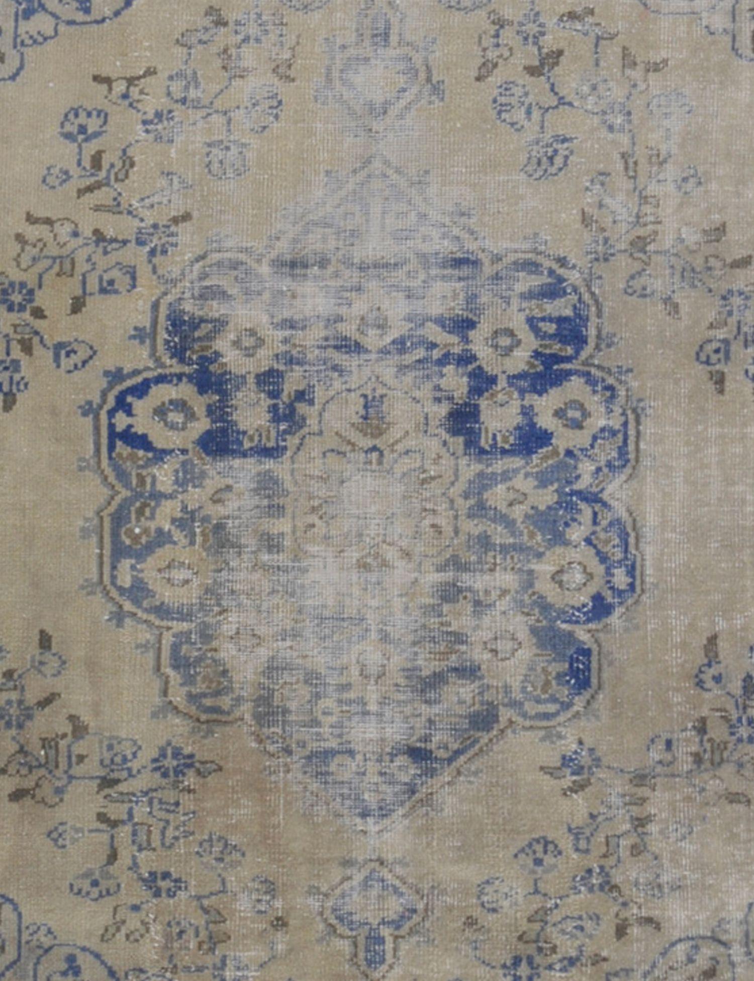 Tappeto Vintage  blu <br/>220 x 220 cm