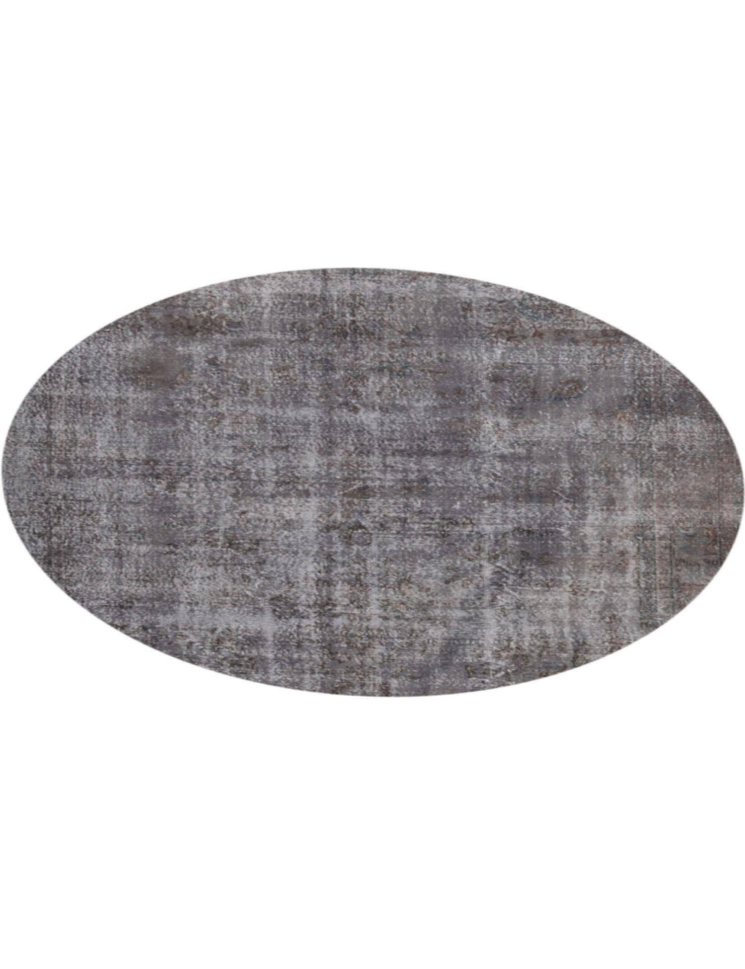 Tappeto Vintage  grigo <br/>215 x 215 cm