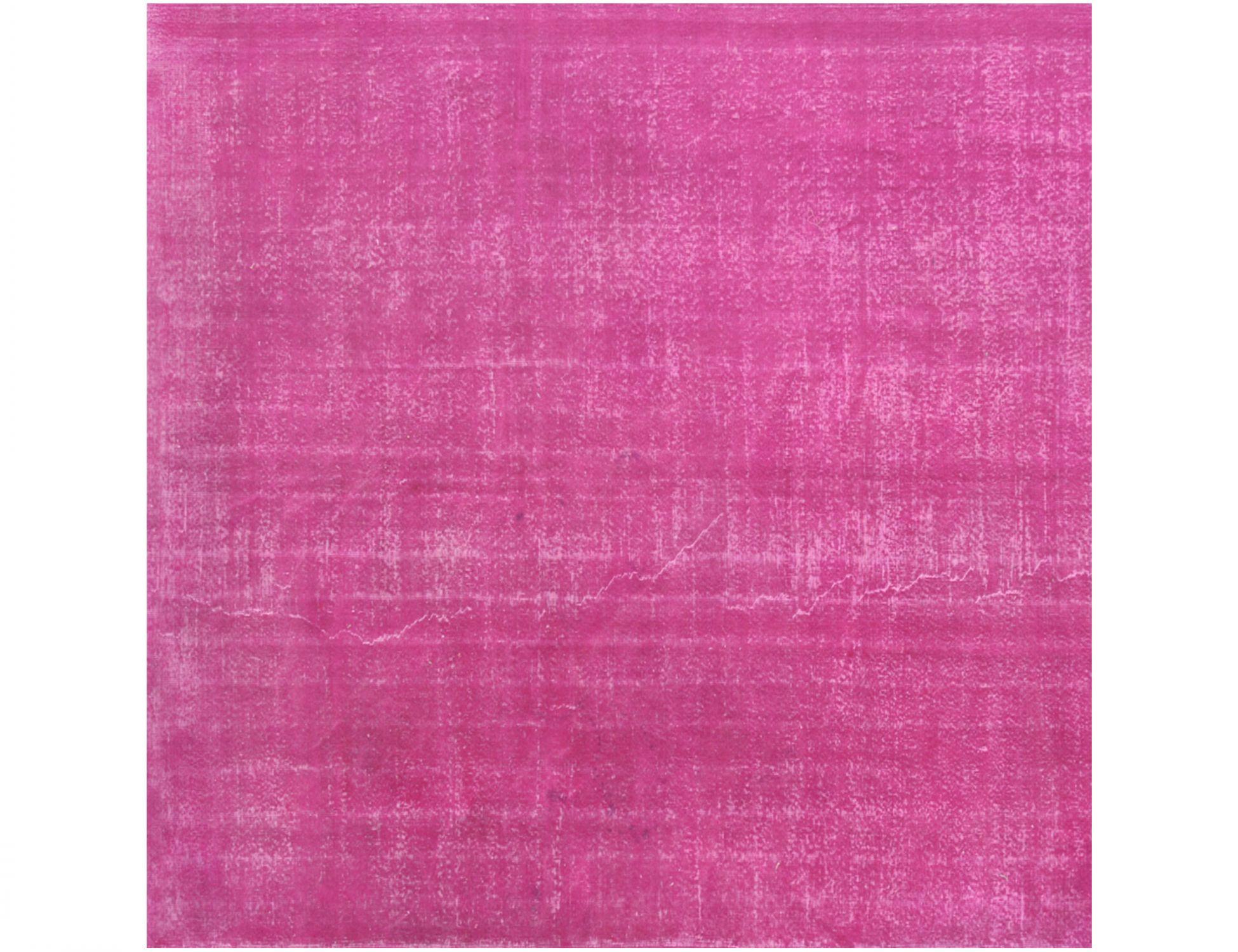 Tappeto Vintage  rosa <br/>235 x 235 cm