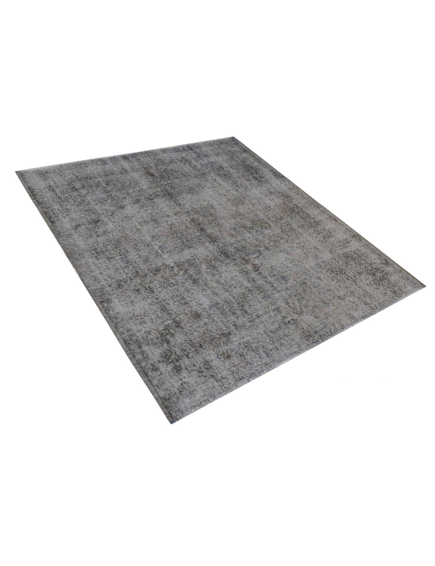 Vintage Teppich  blau <br/>205 x 205 cm