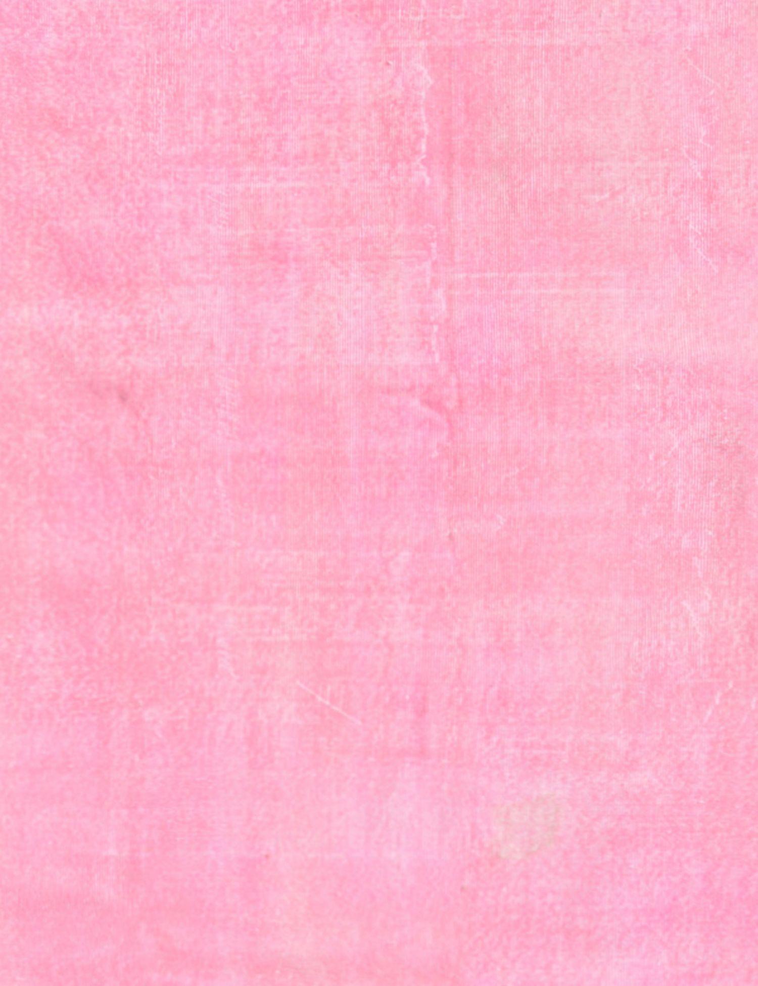 Tappeto Vintage  rosa <br/>206 x 206 cm