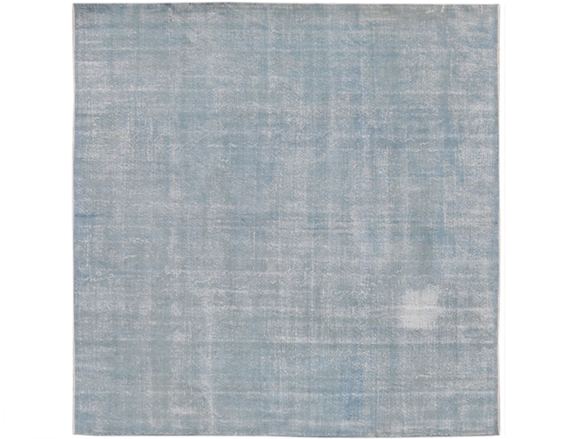 Tappeto Vintage  blu <br/>287 x 287 cm