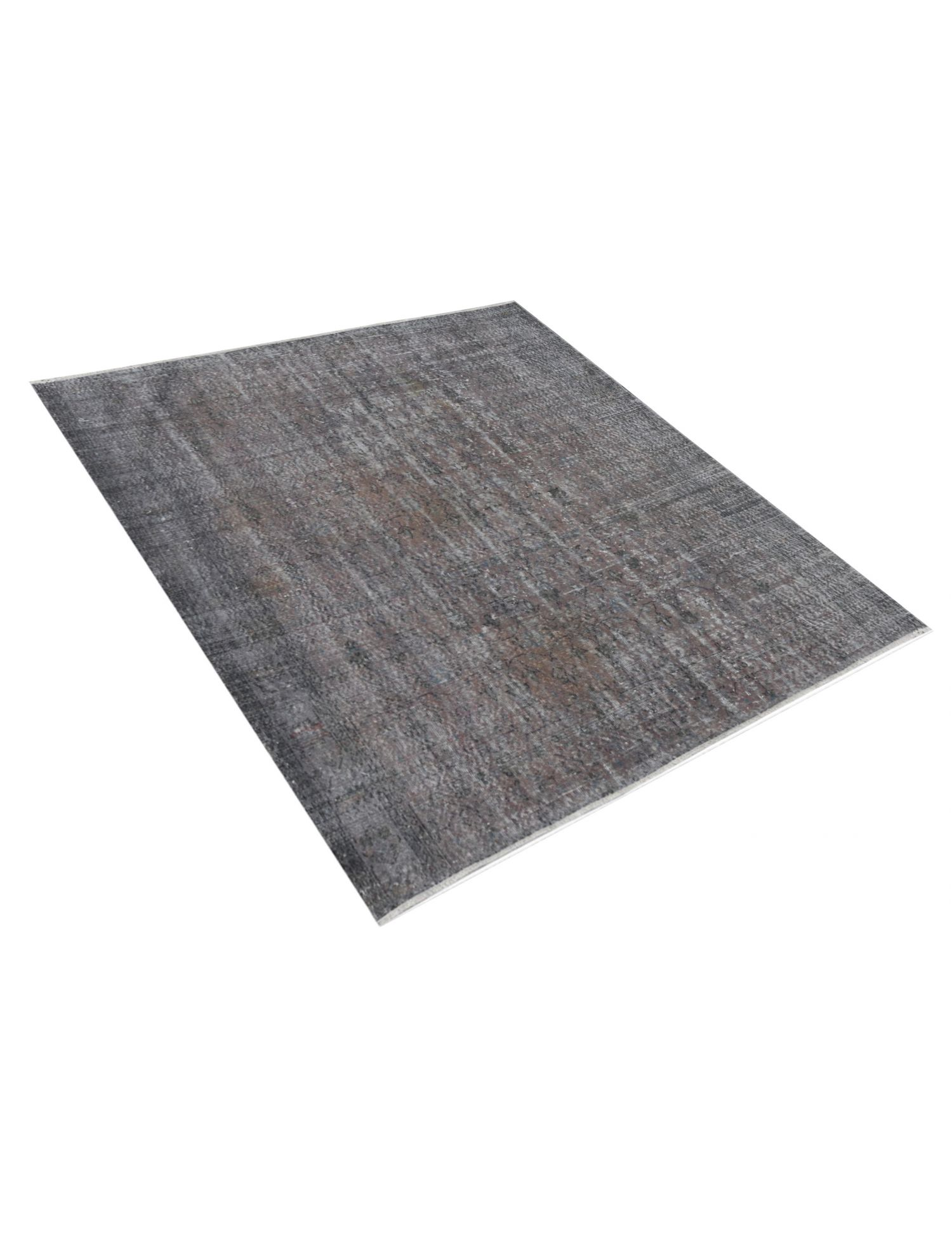 Vintage Teppich  grau <br/>213 x 213 cm