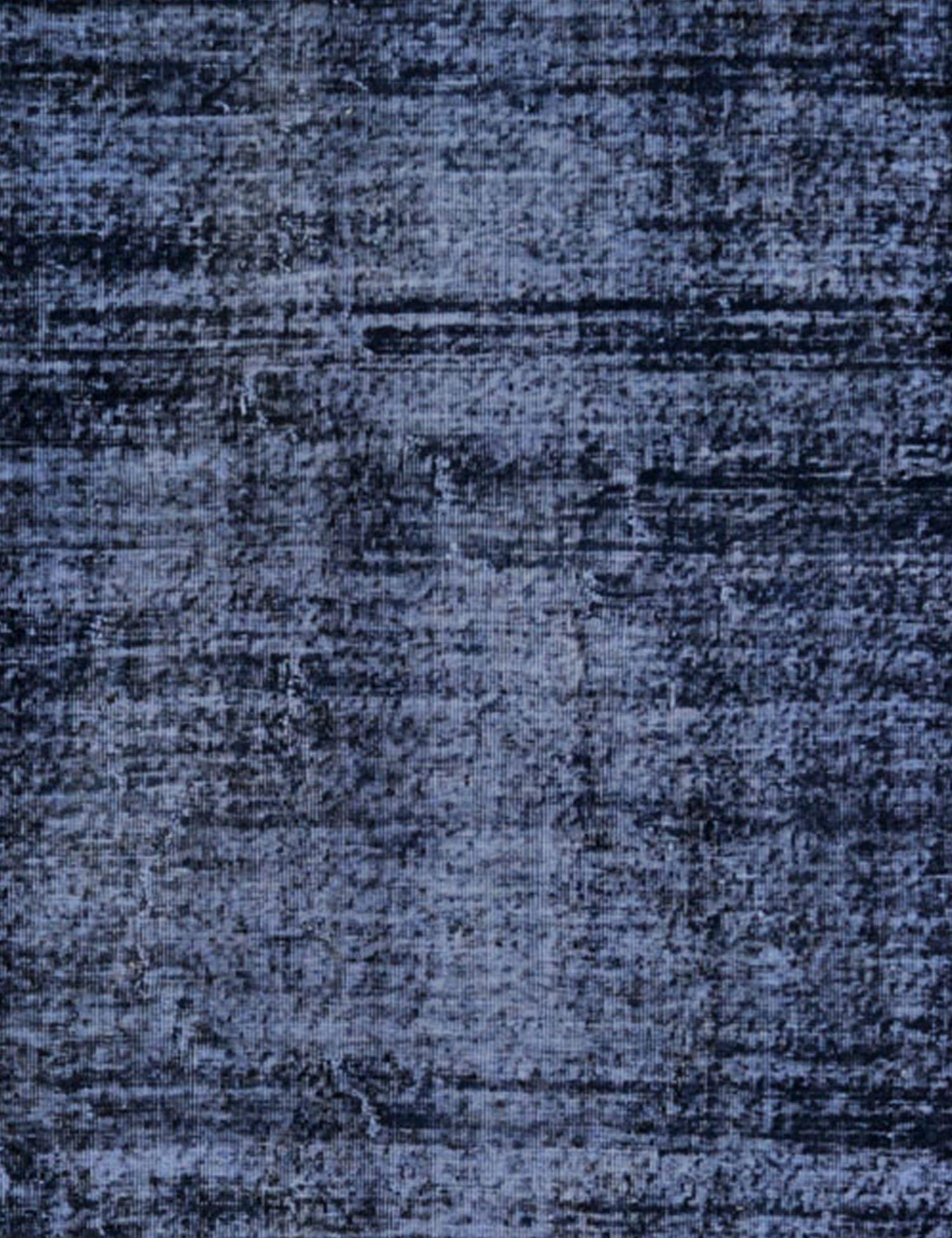 Vintage Teppich  blau <br/>187 x 187 cm