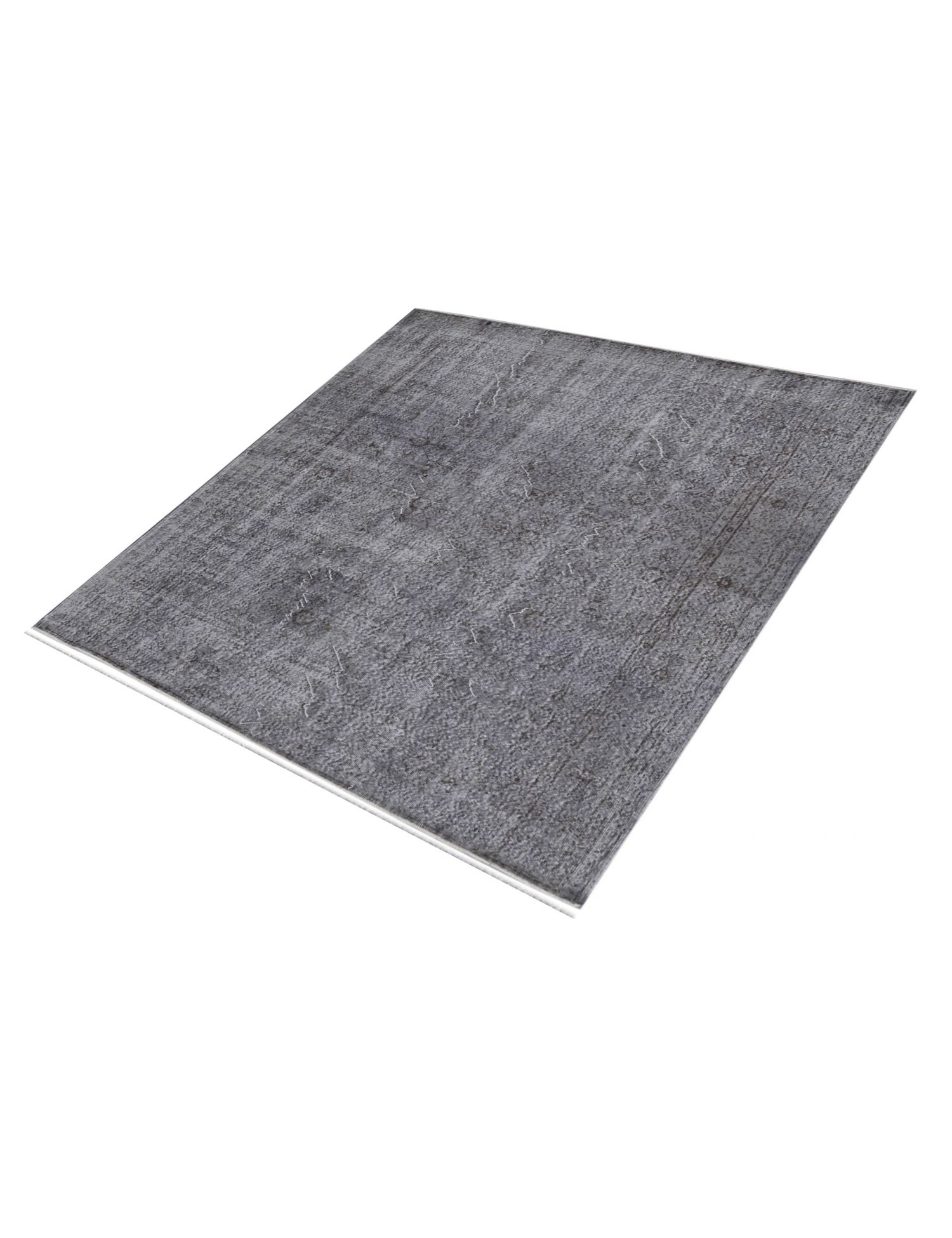 Vintage Teppich  grau <br/>217 x 217 cm