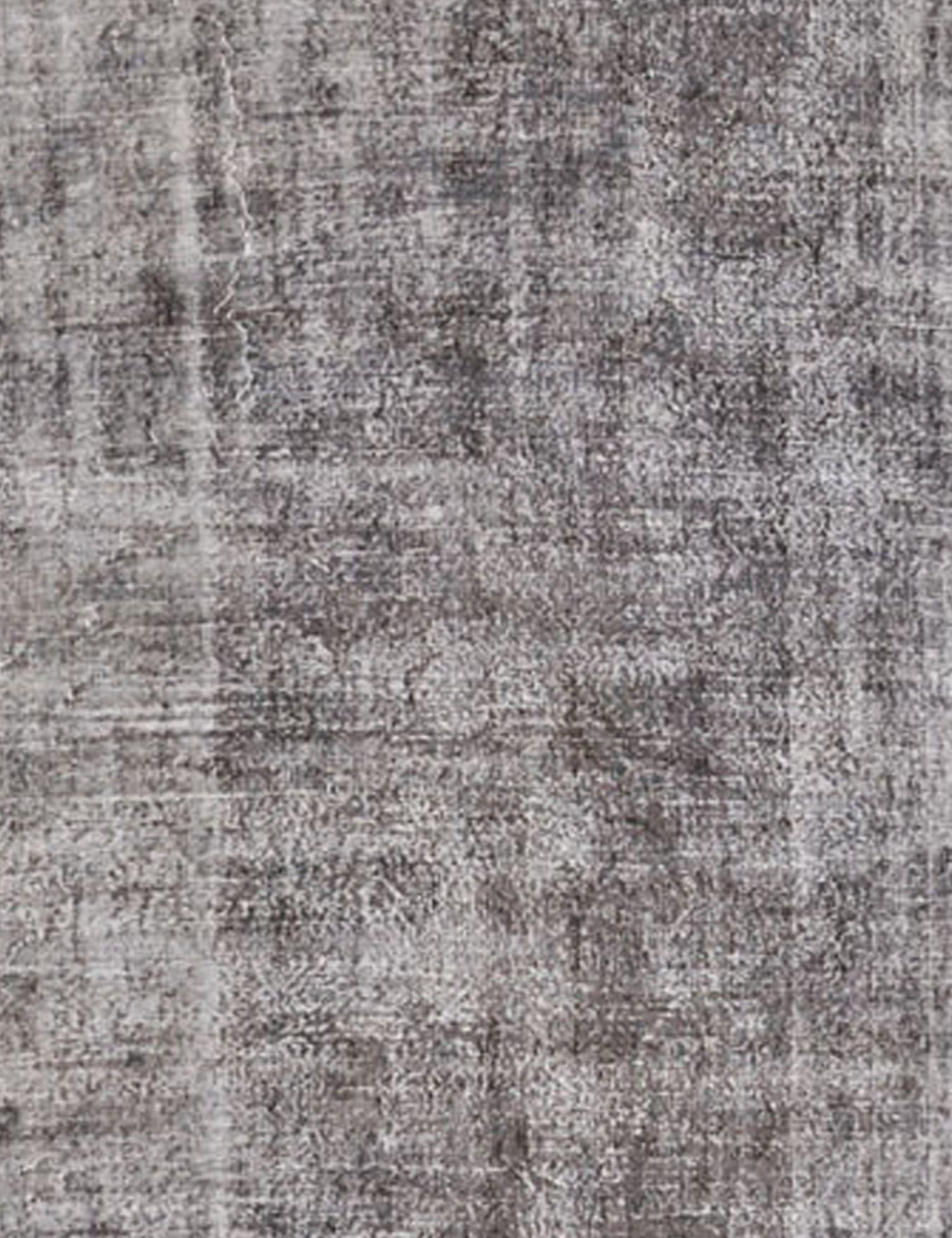 Vintage Teppich rund  grau <br/>263 x 263 cm