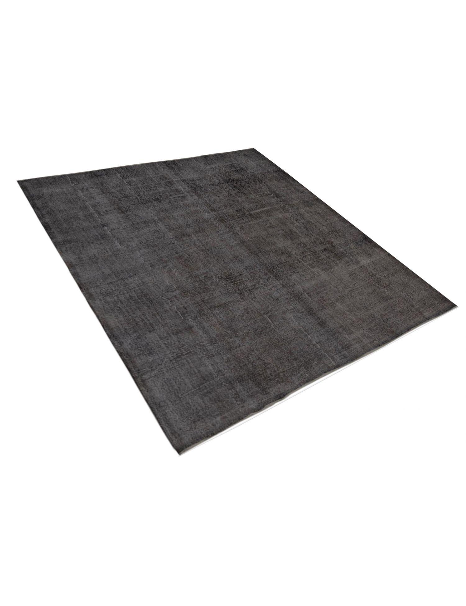 Tappeto Vintage  grigio <br/>296 x 296 cm