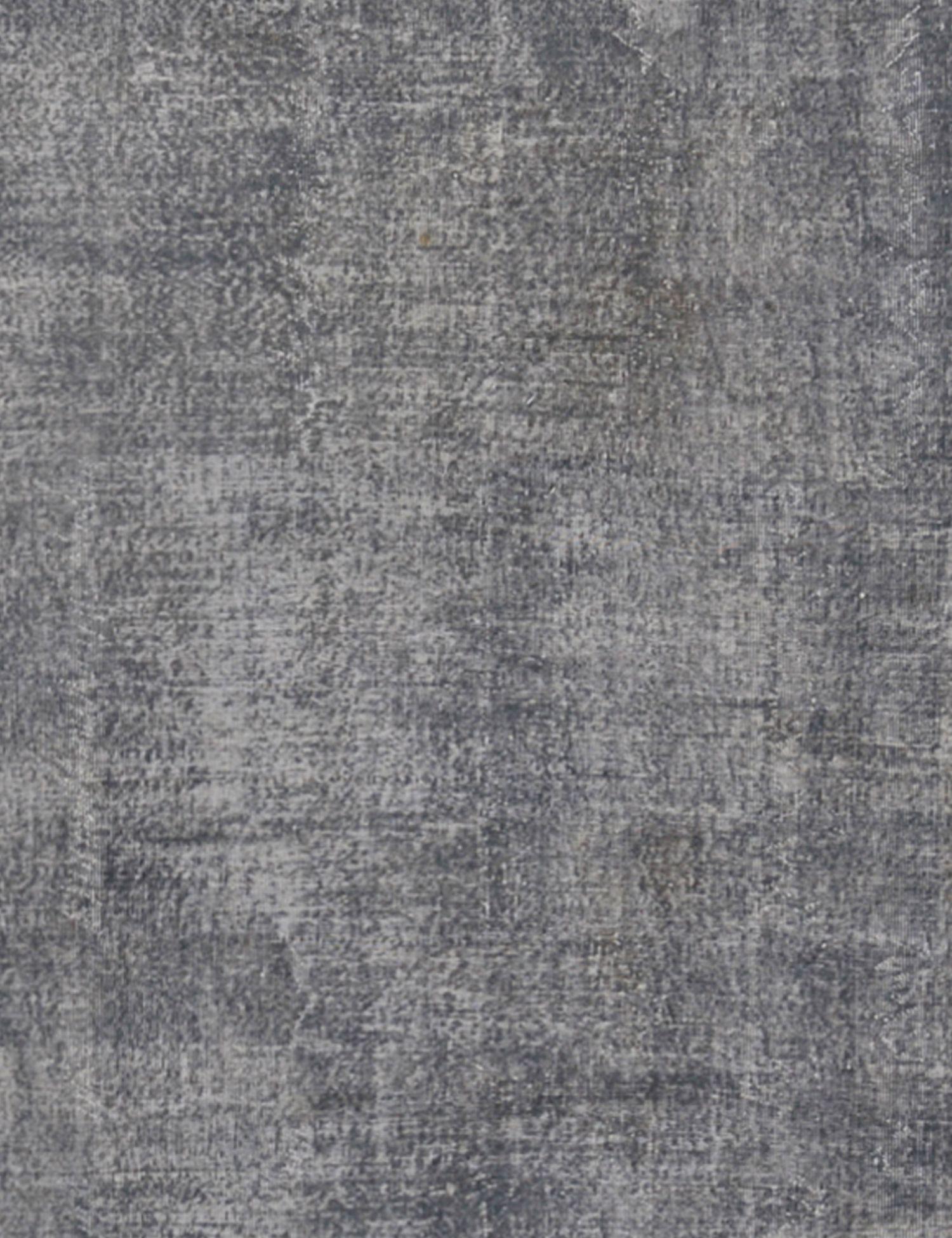 Vintage Teppich rund  grau <br/>237 x 237 cm