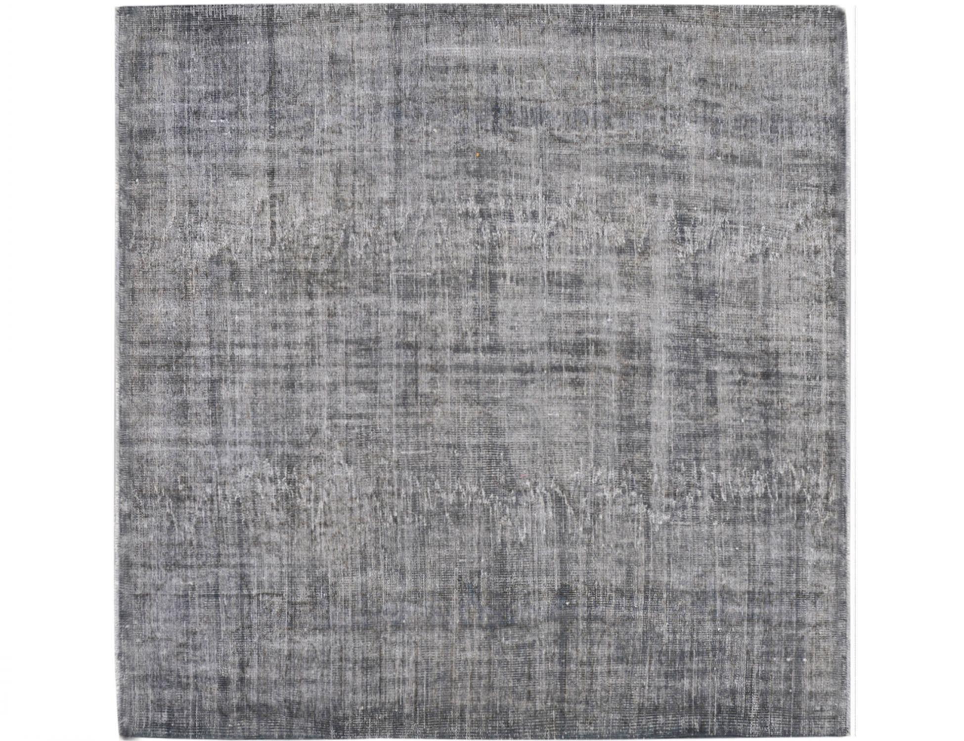 Tappeto Vintage  grigio <br/>224 x 224 cm