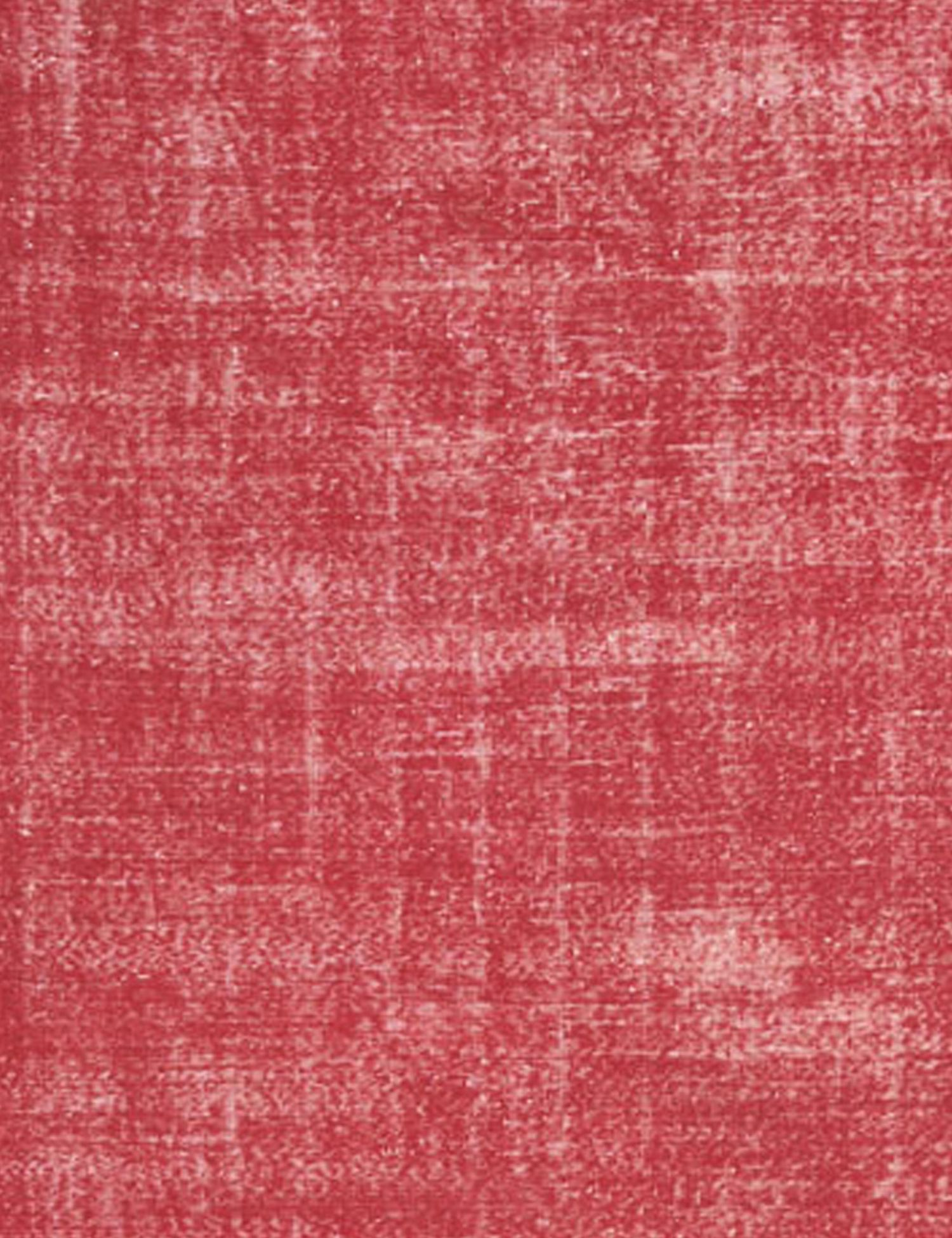Vintage Teppich rund  rot <br/>217 x 217 cm