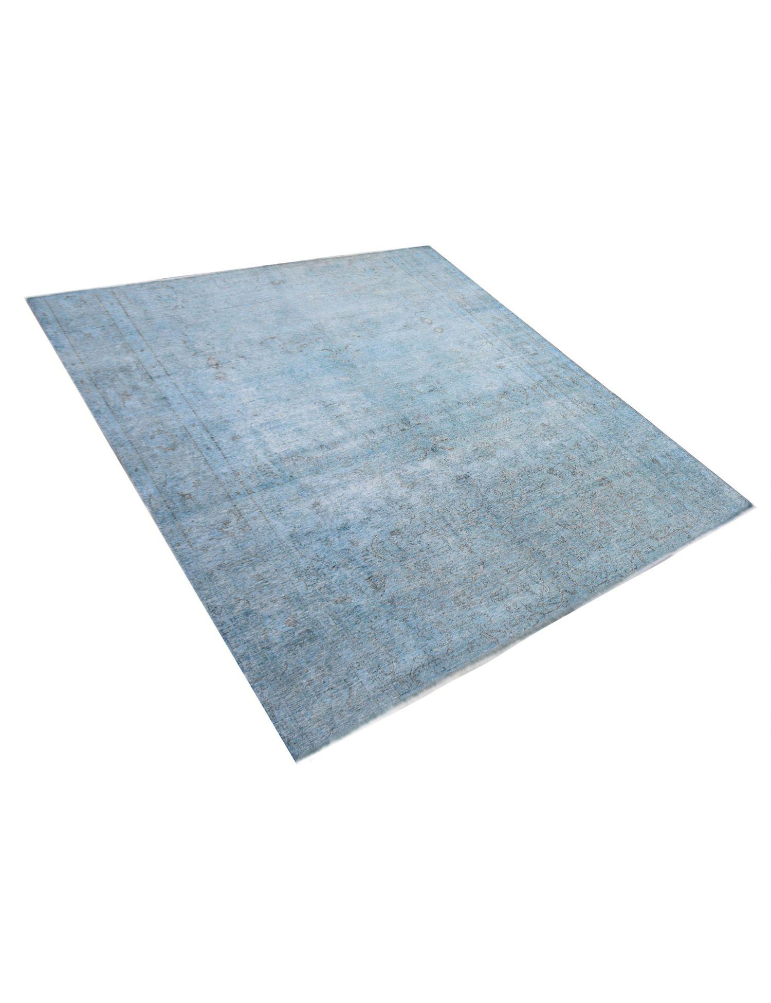 Tappeto Vintage  blu <br/>297 x 297 cm