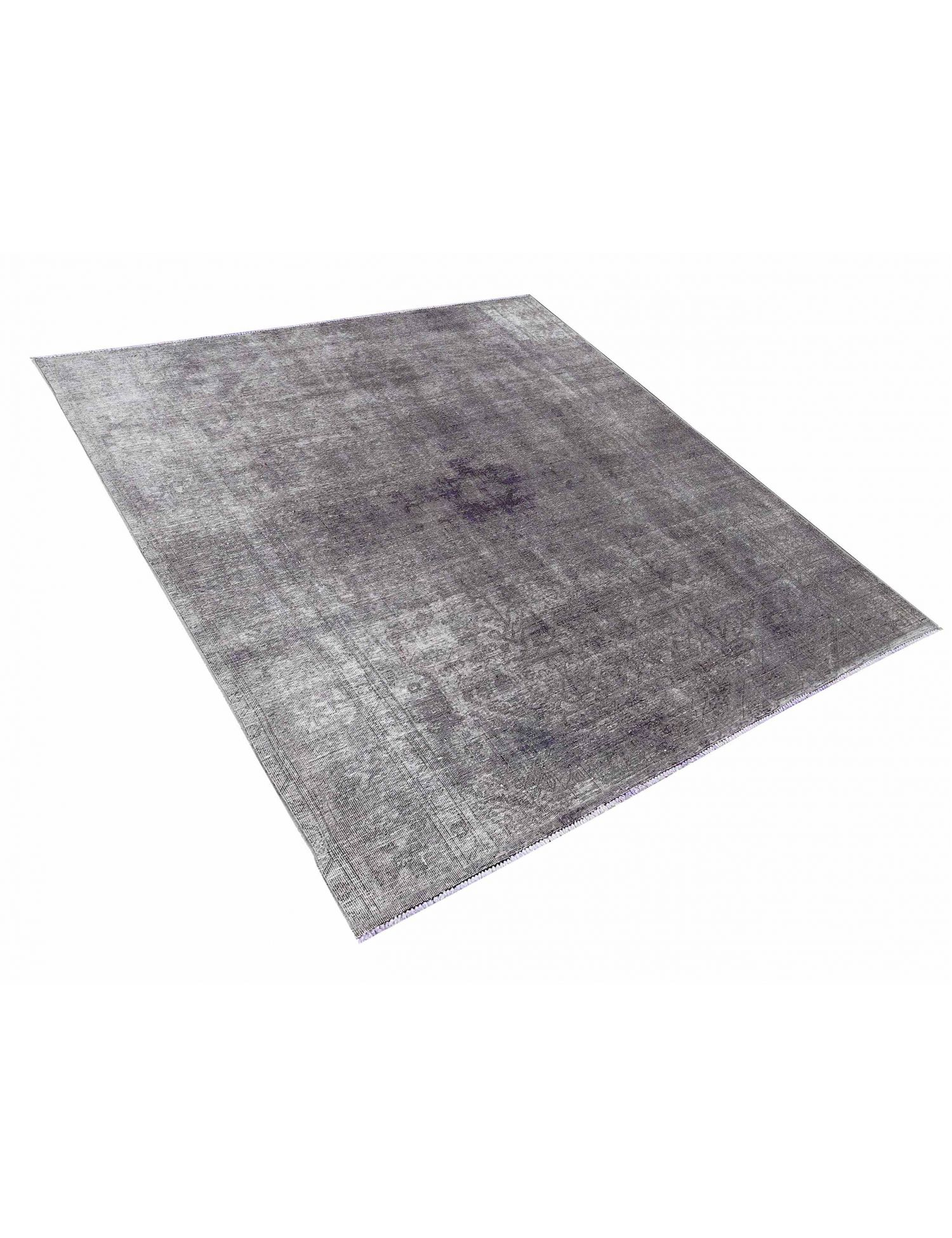Vintage Teppich  grau <br/>236 x 236 cm