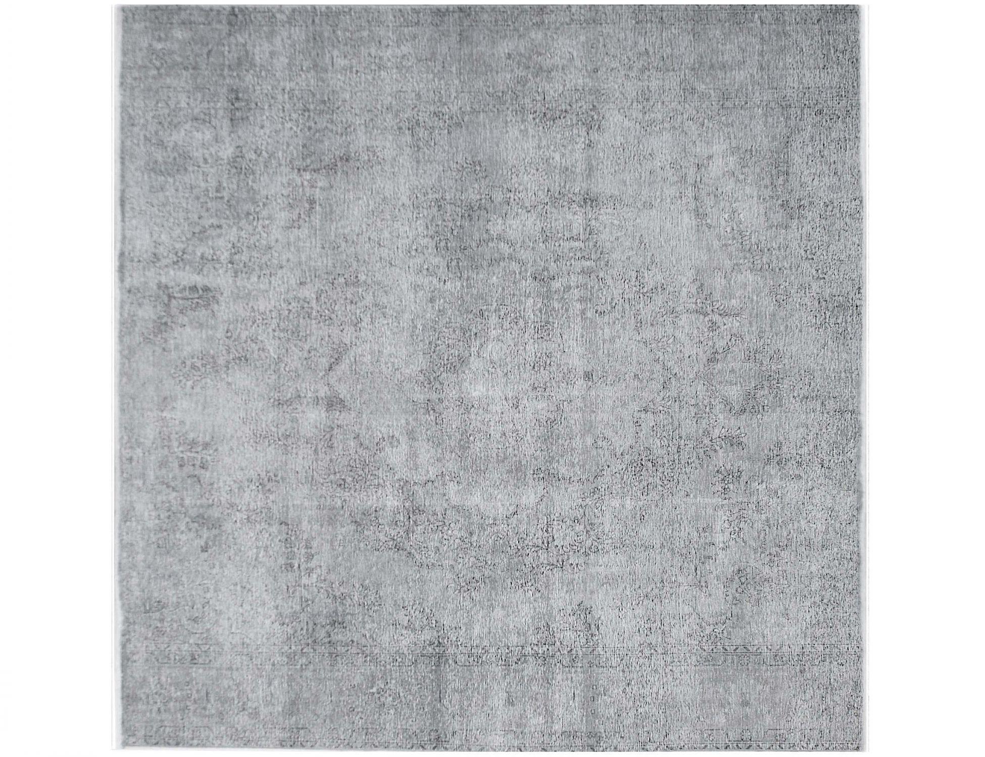 Vintage Teppich  grau <br/>295 x 295 cm