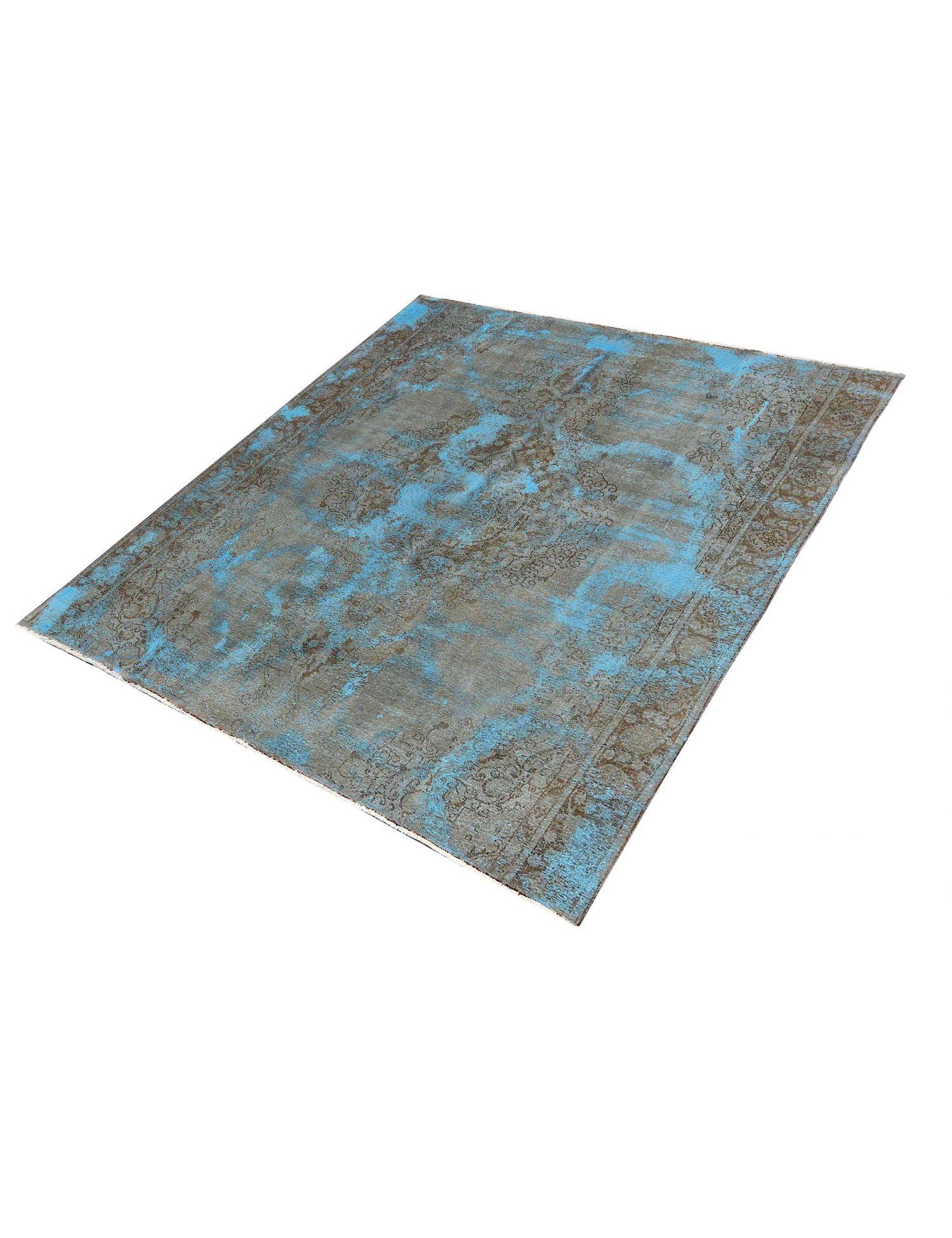 Vintage Teppich  blau <br/>271 x 271 cm