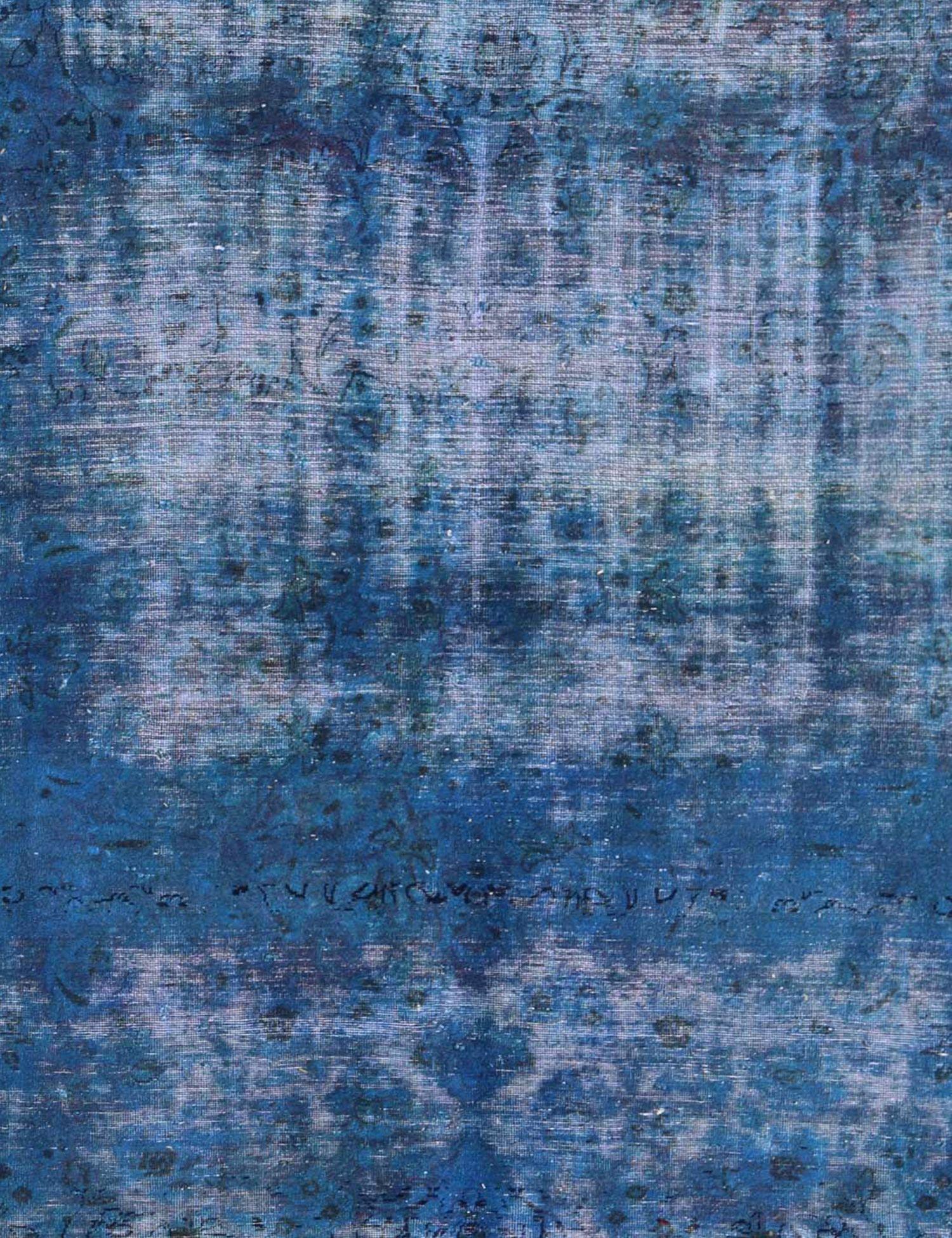 Vintage Teppich  blau <br/>215 x 215 cm