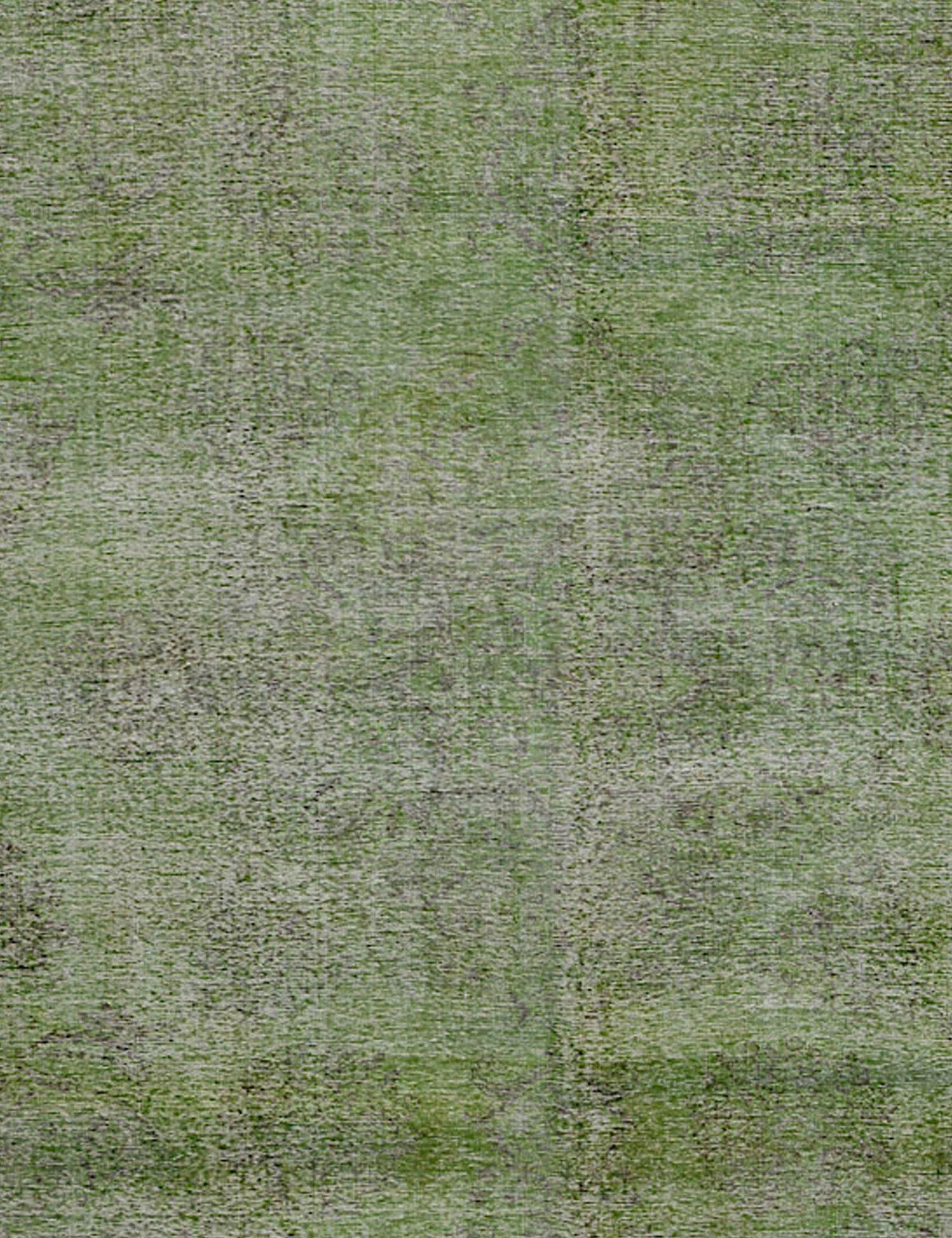 Vintage Teppich  grün <br/>282 x 282 cm