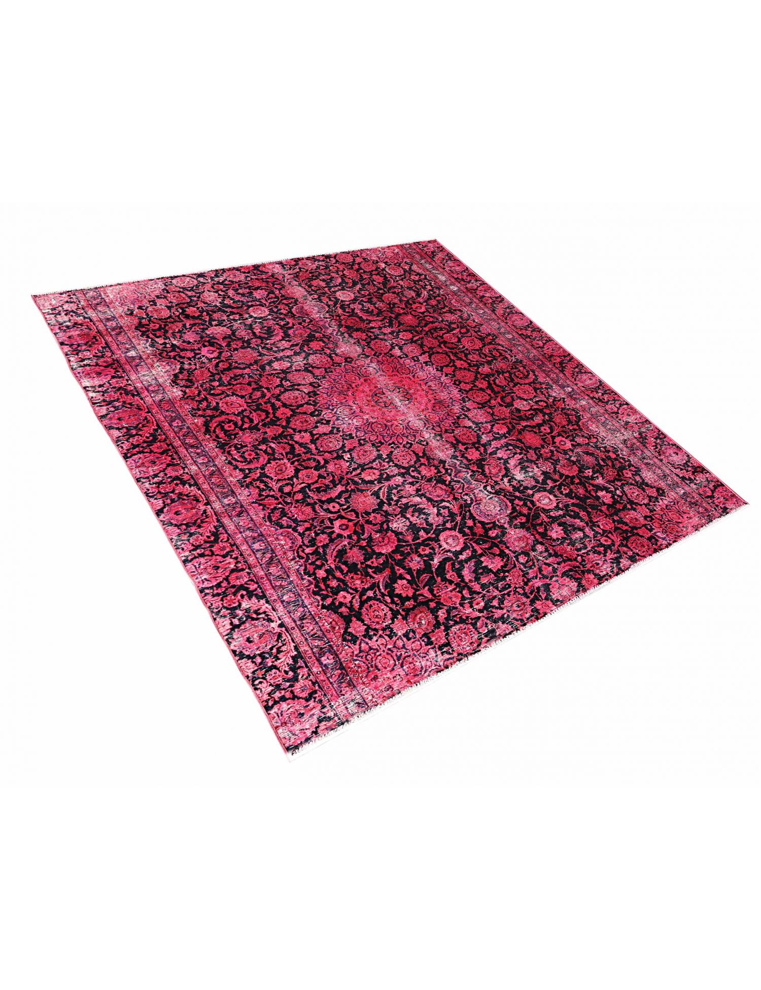 Vintage Teppich  rot <br/>249 x 249 cm