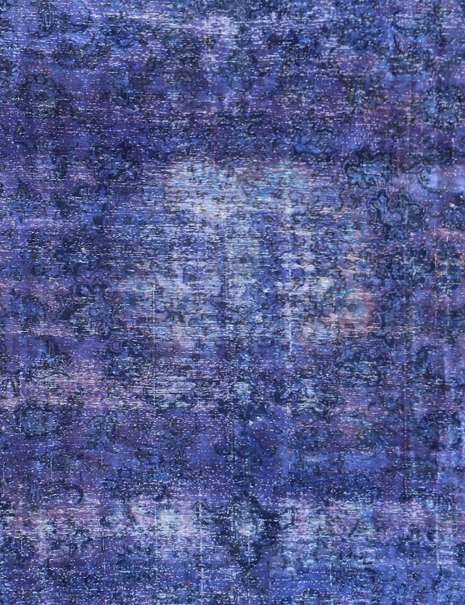 Vintage Teppich  blau <br/>280 x 280 cm