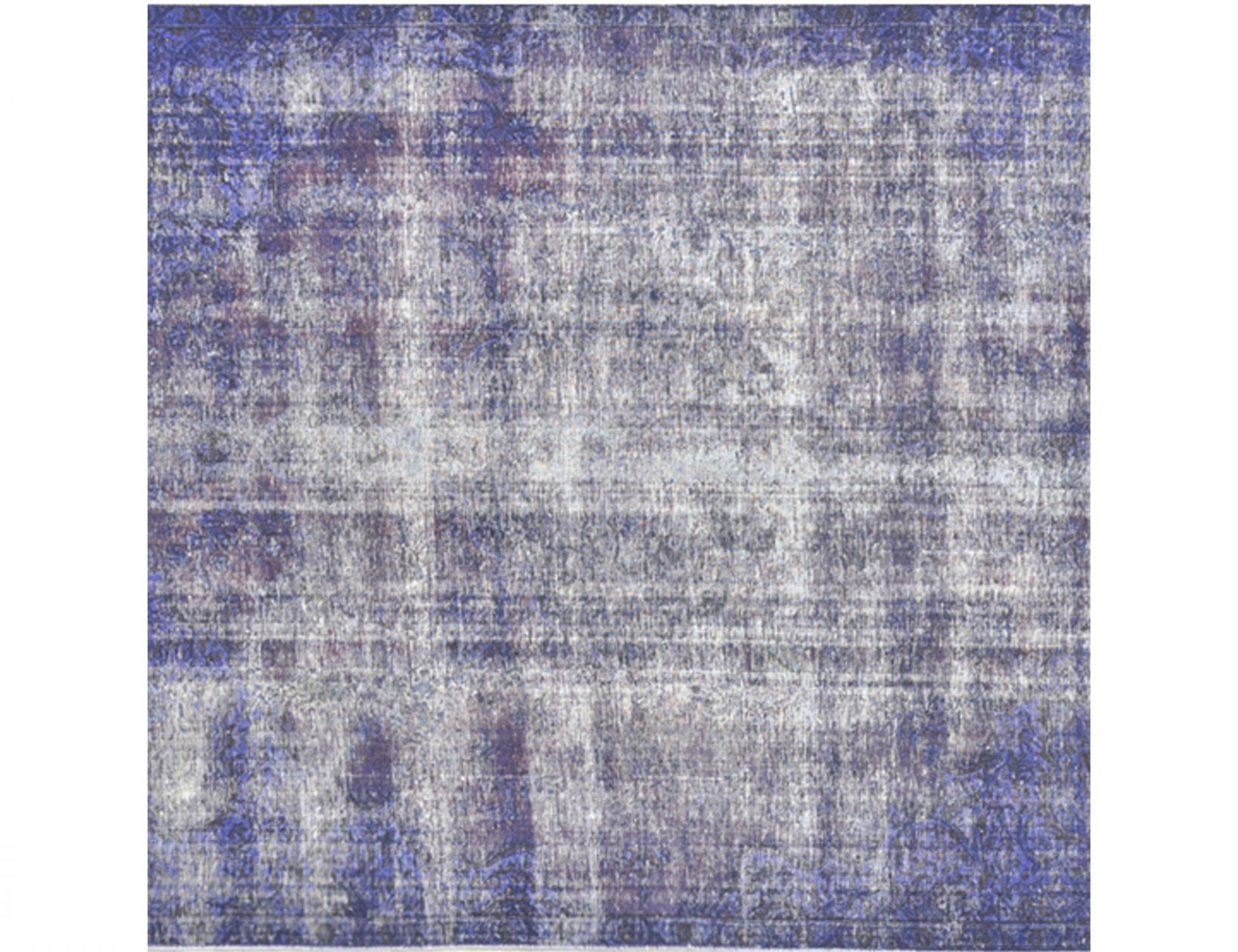 Vintage Teppich  lila <br/>258 x 258 cm