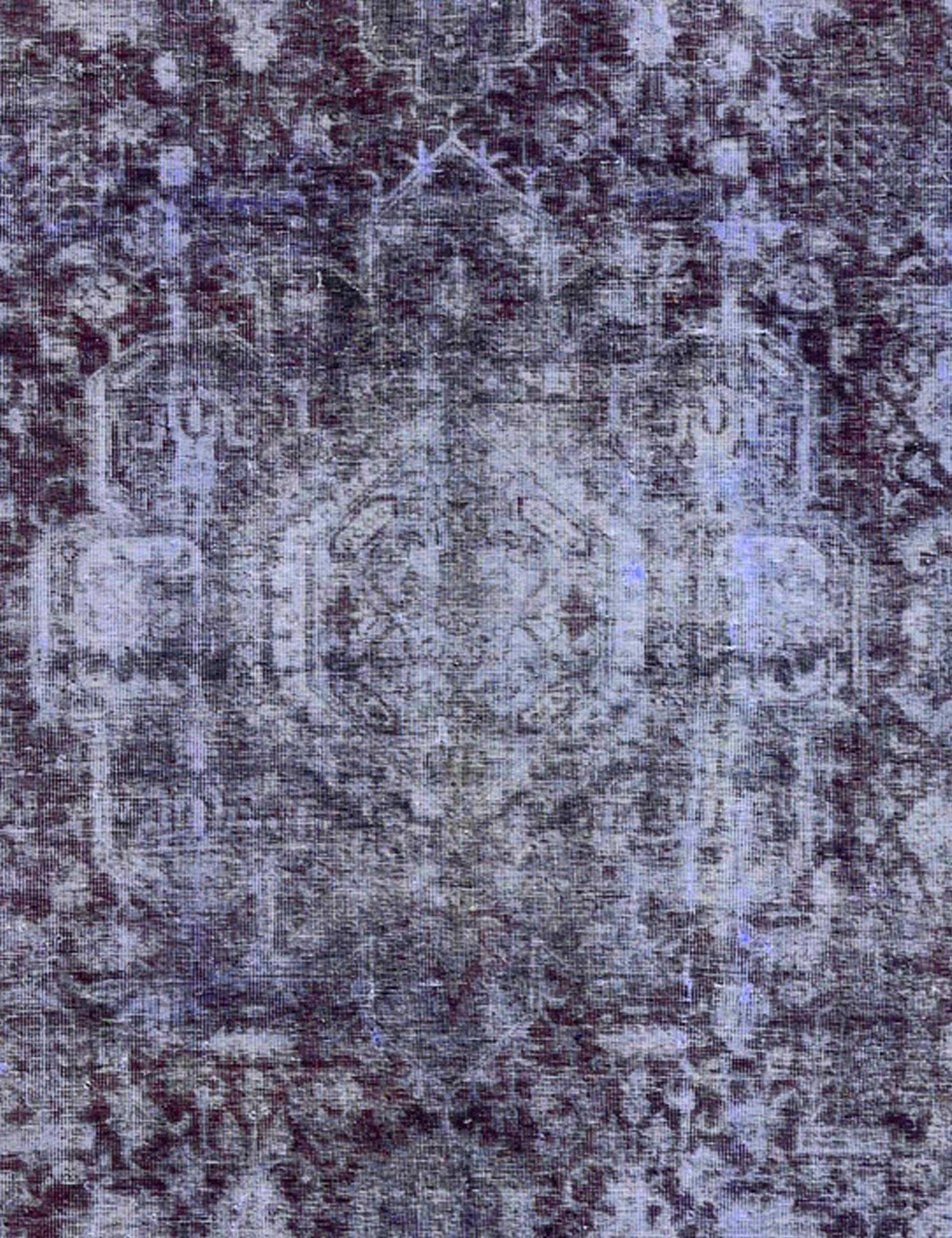 Vintage Teppich  blau <br/>252 x 252 cm