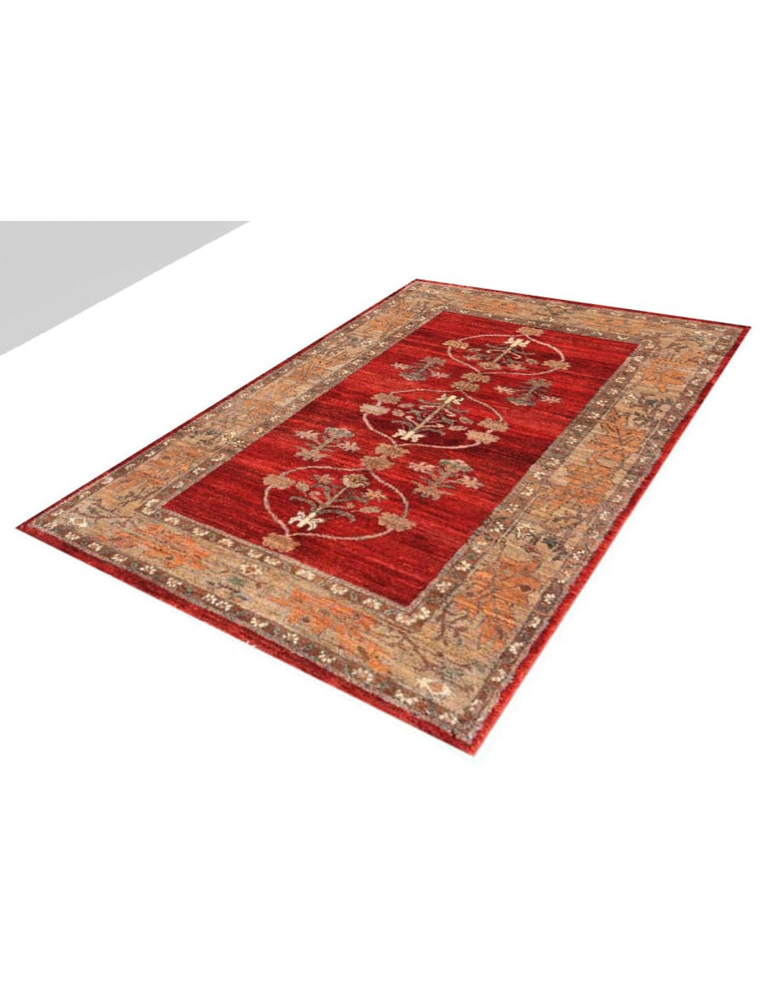 Perserteppich  rot <br/>160 x 102 cm