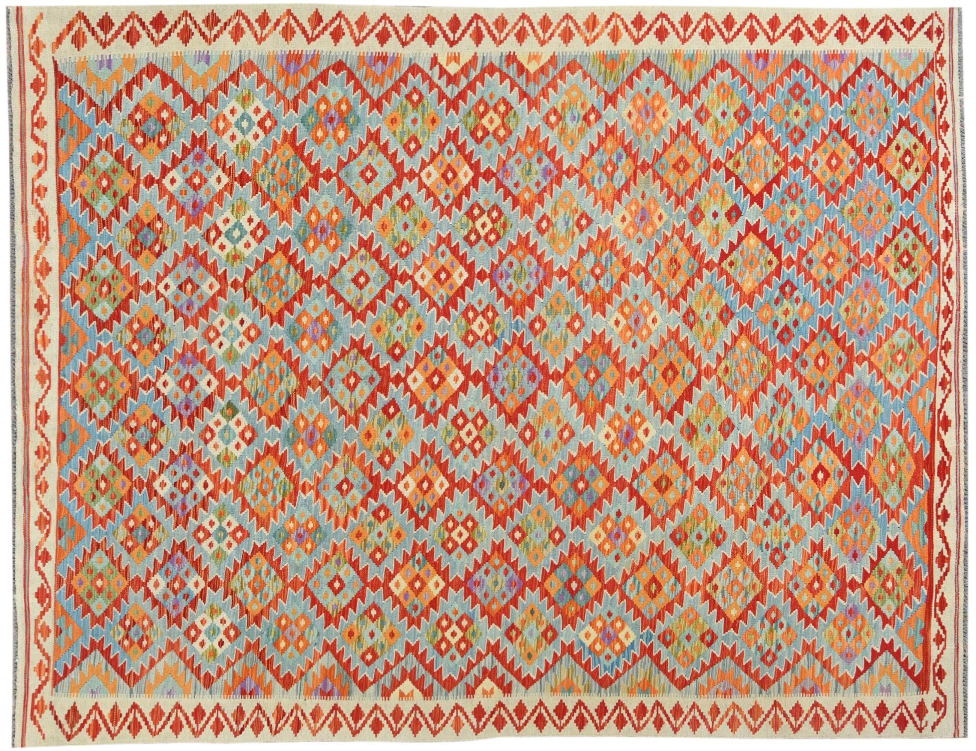 KELIM  mehrfarbig <br/>301 x 205 cm