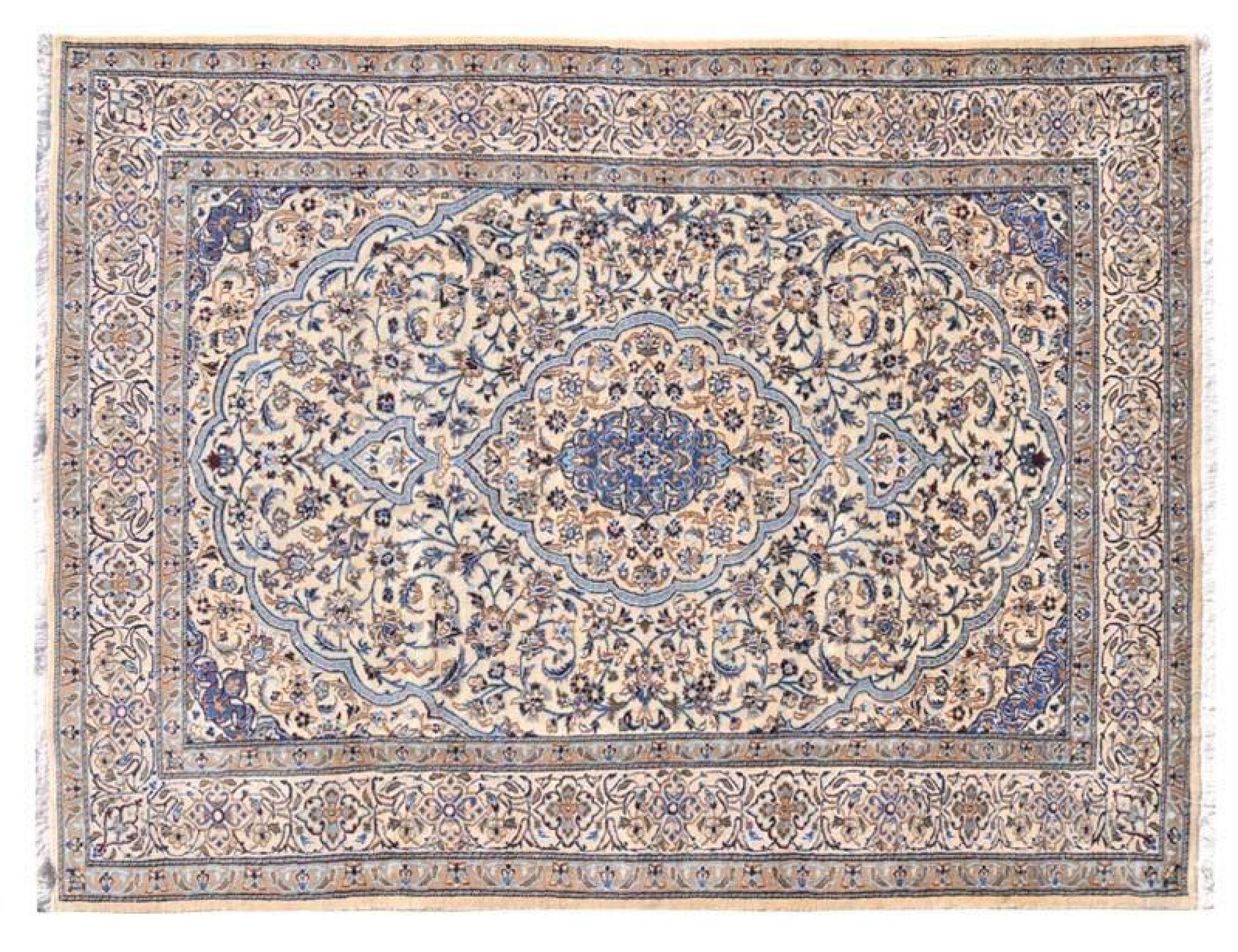 Perserteppich  blau <br/>303 x 197 cm