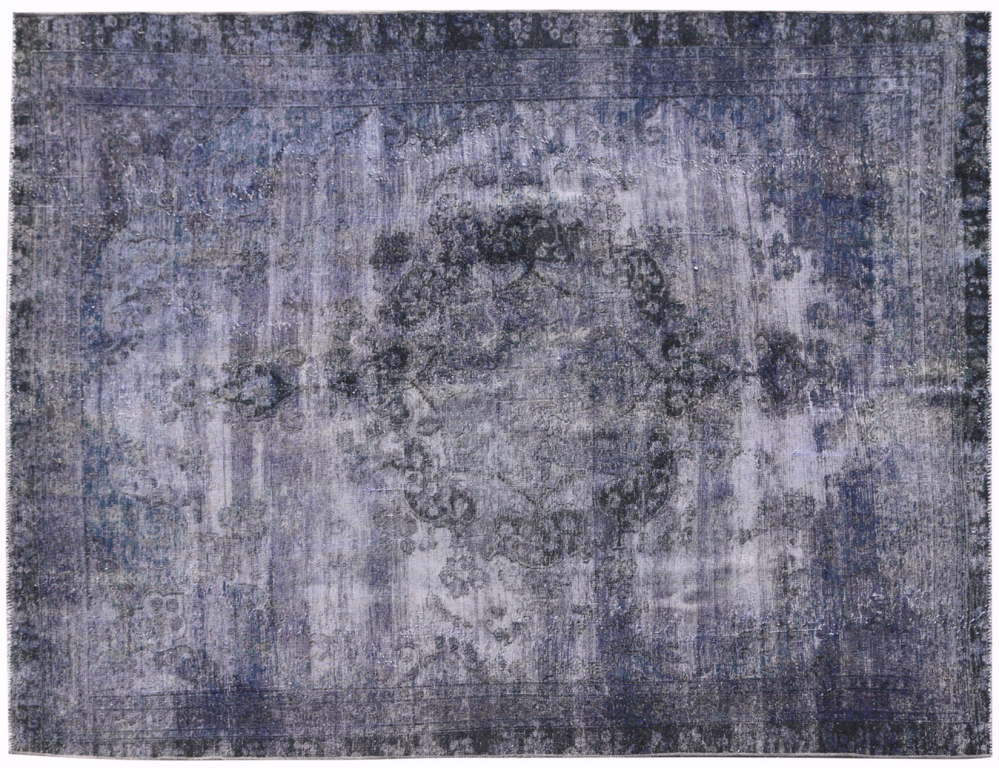 Tappeto Vintage  blu <br/>304 x 243 cm