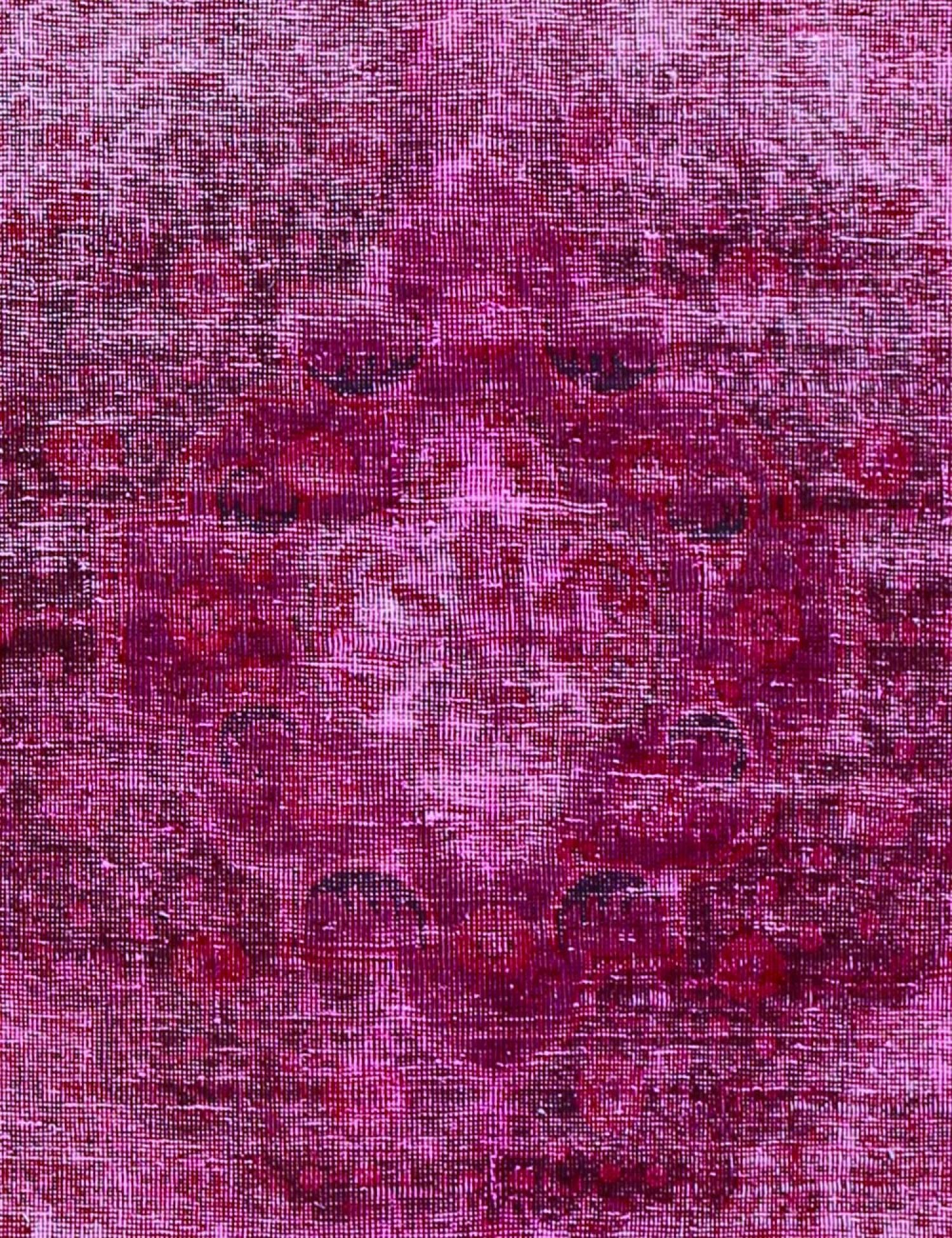 Tappeto Vintage  viola <br/>249 x 262 cm