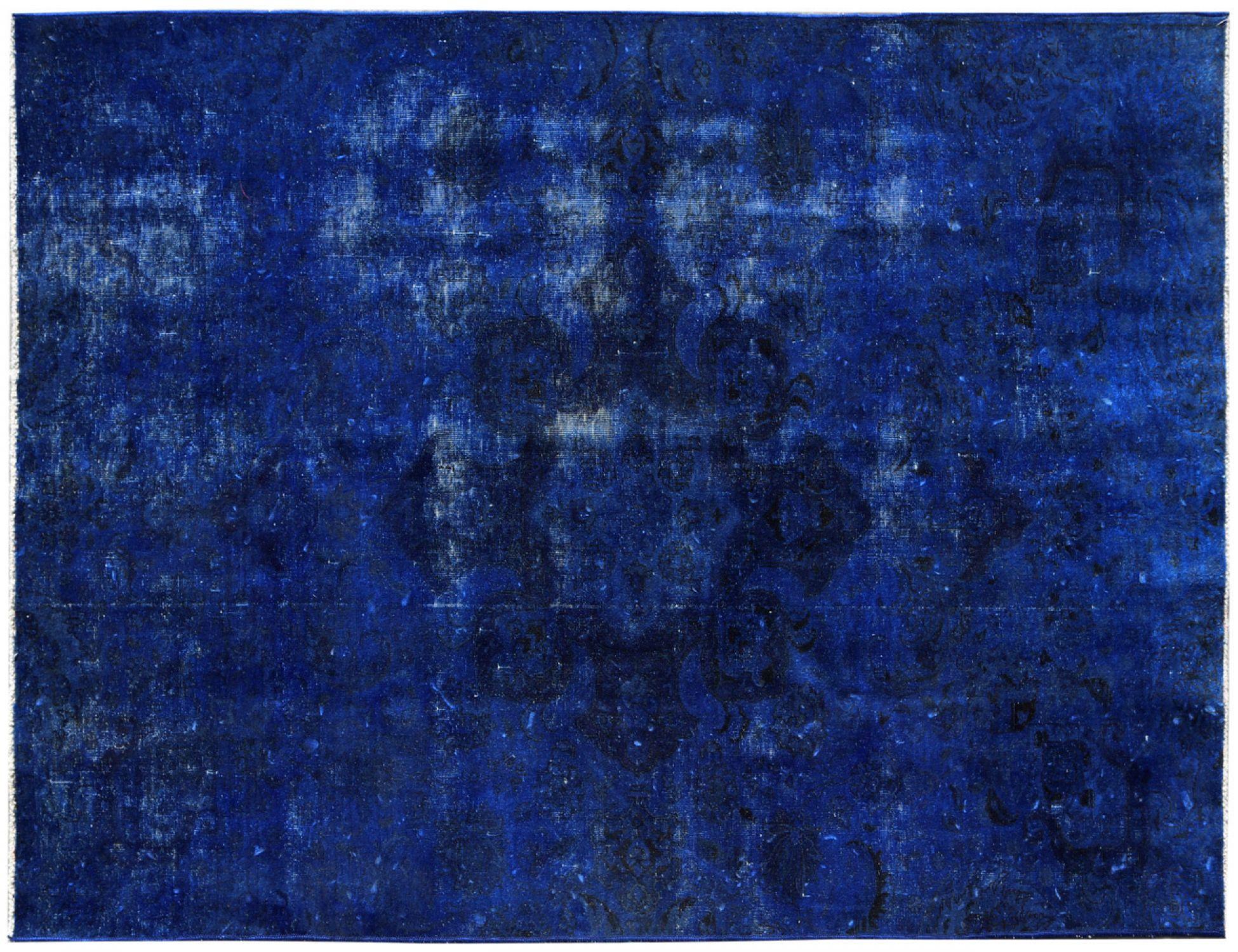 Vintage Teppich  blau <br/>250 x 158 cm