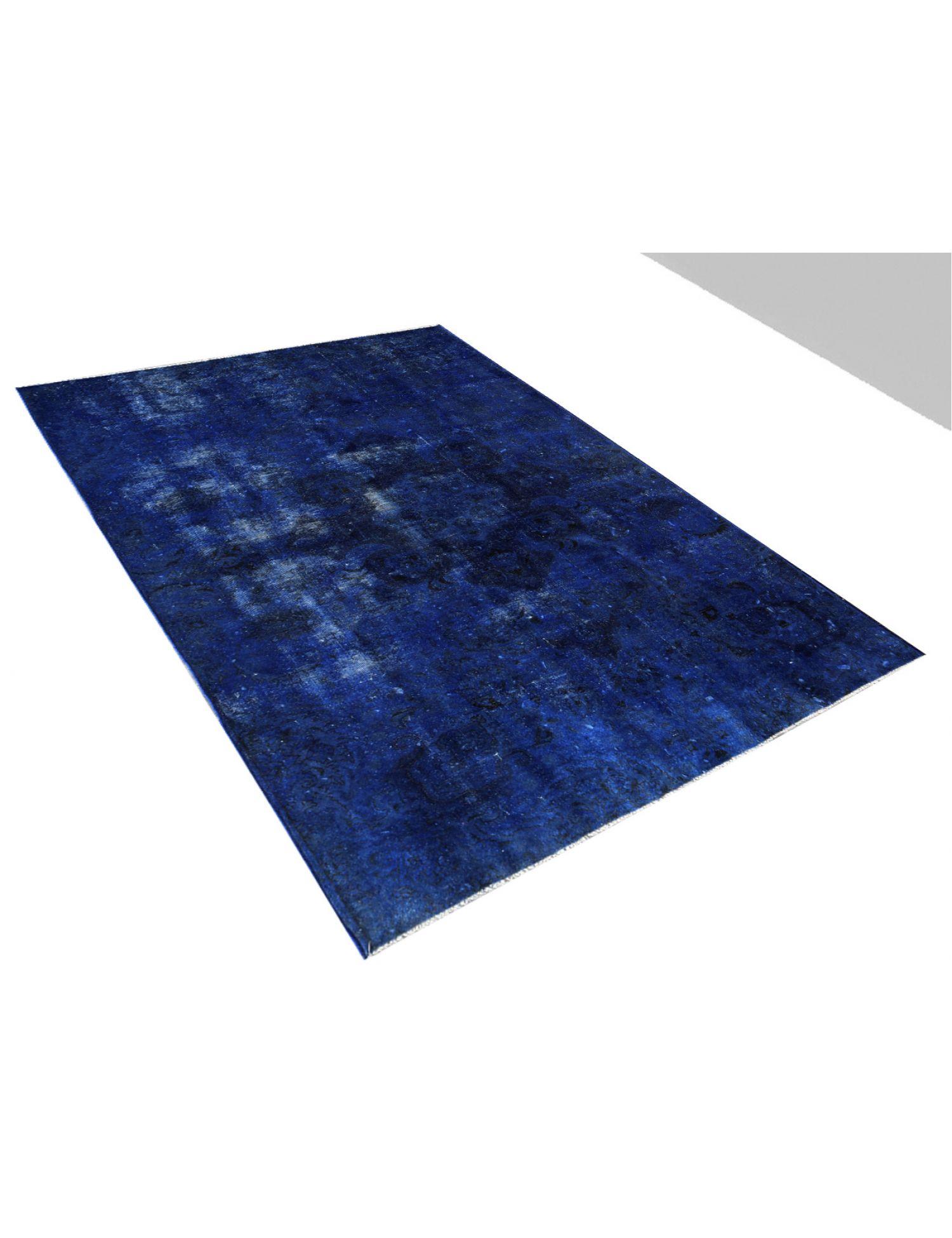 Tappeto Vintage  blu <br/>250 x 158 cm